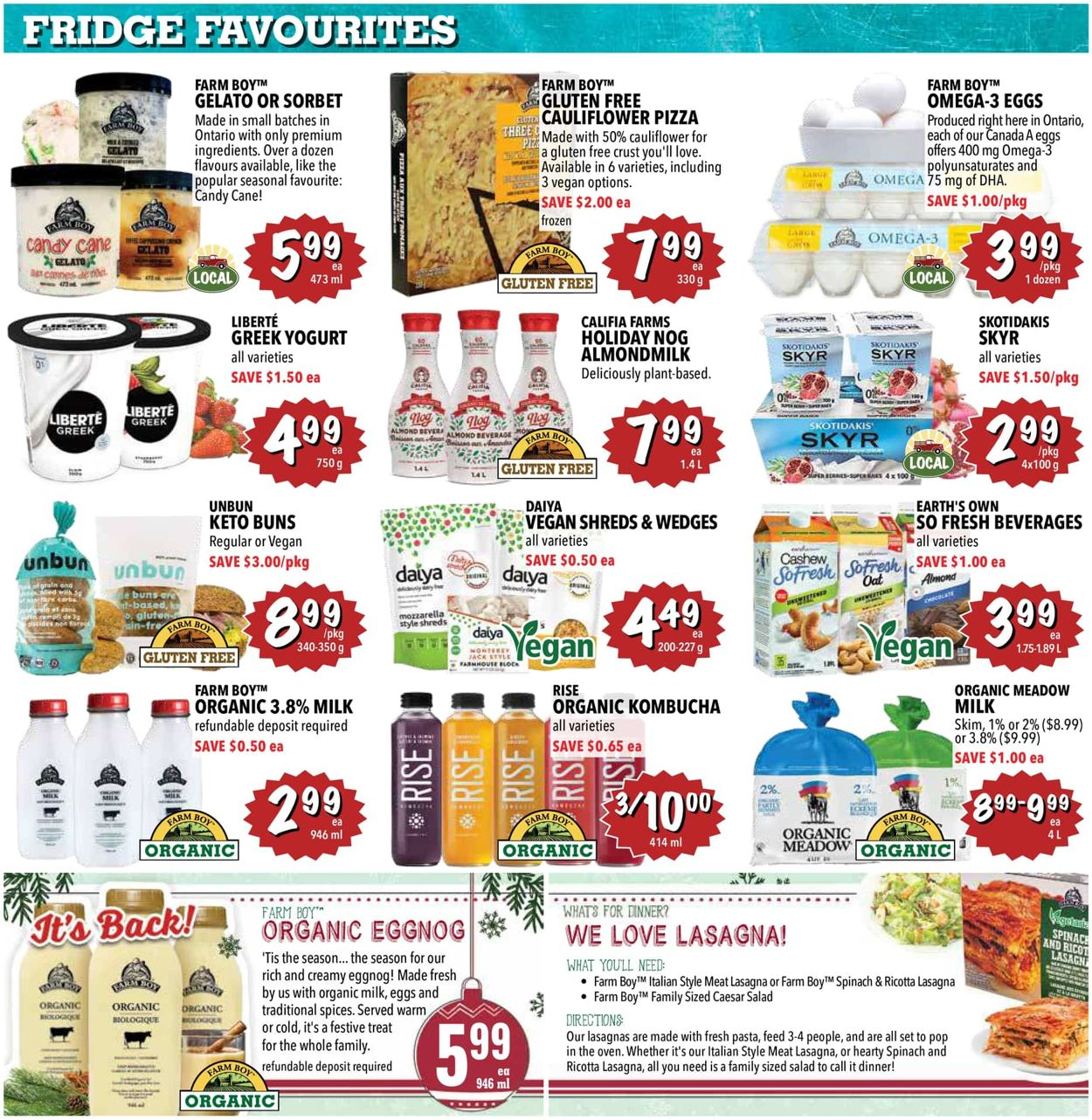Farm Boy Flyer - 11/14-11/20/2019 (Page 6)