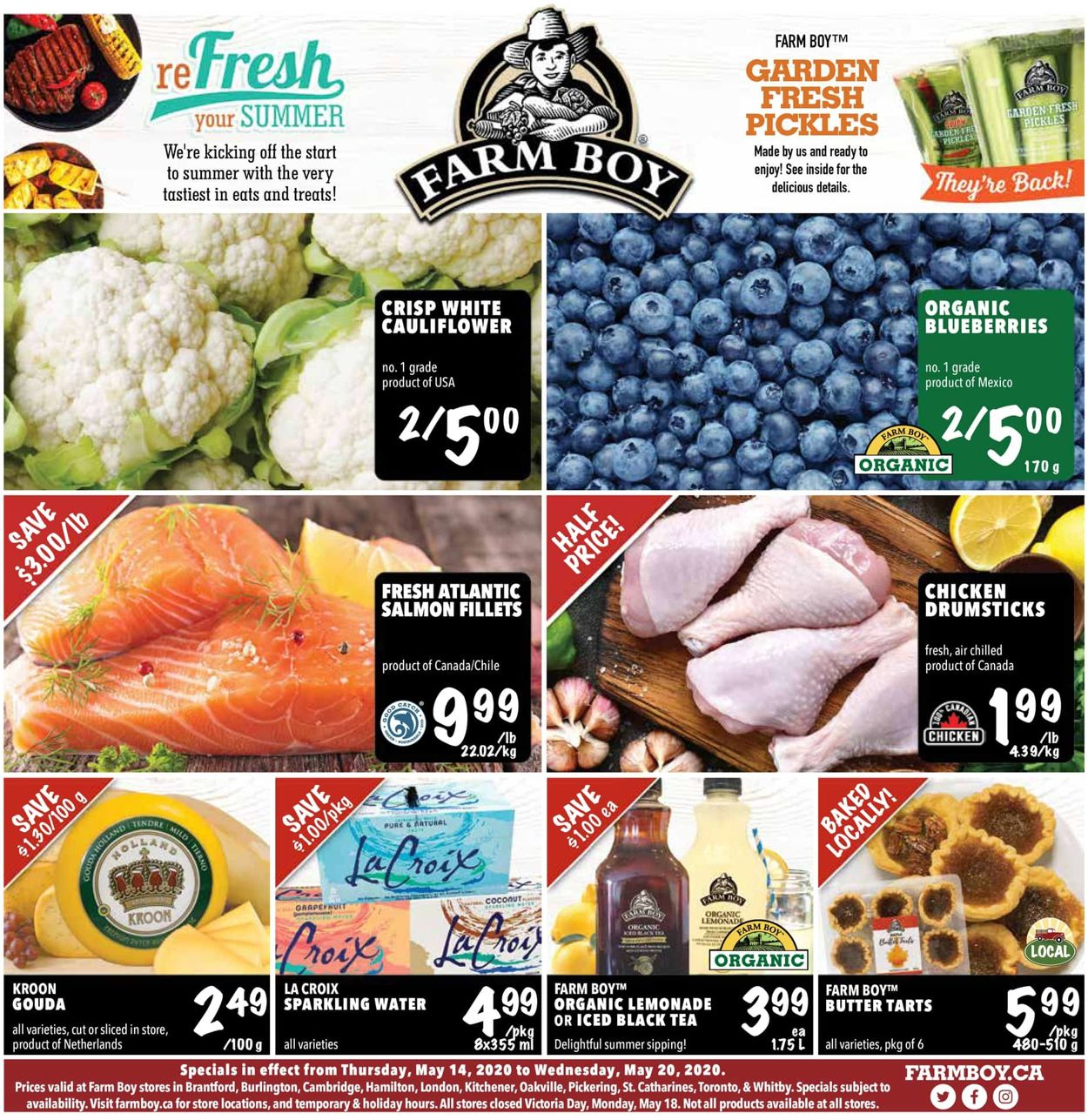 Farm Boy Flyer - 05/14-05/20/2020