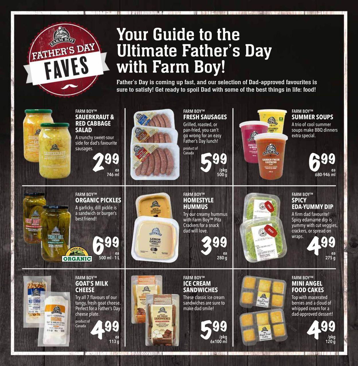Farm Boy Flyer - 06/11-06/17/2020 (Page 6)