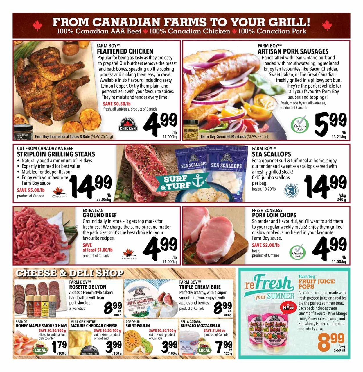 Farm Boy Flyer - 07/23-07/29/2020 (Page 2)