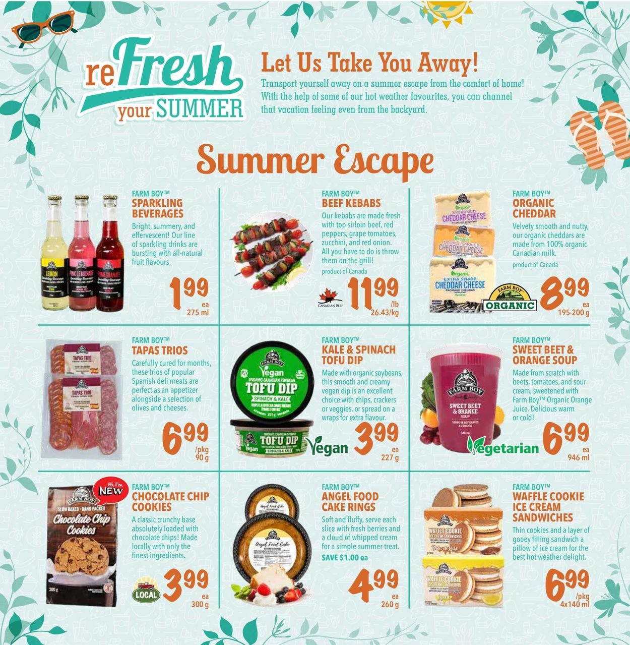 Farm Boy Flyer - 07/30-08/05/2020 (Page 6)