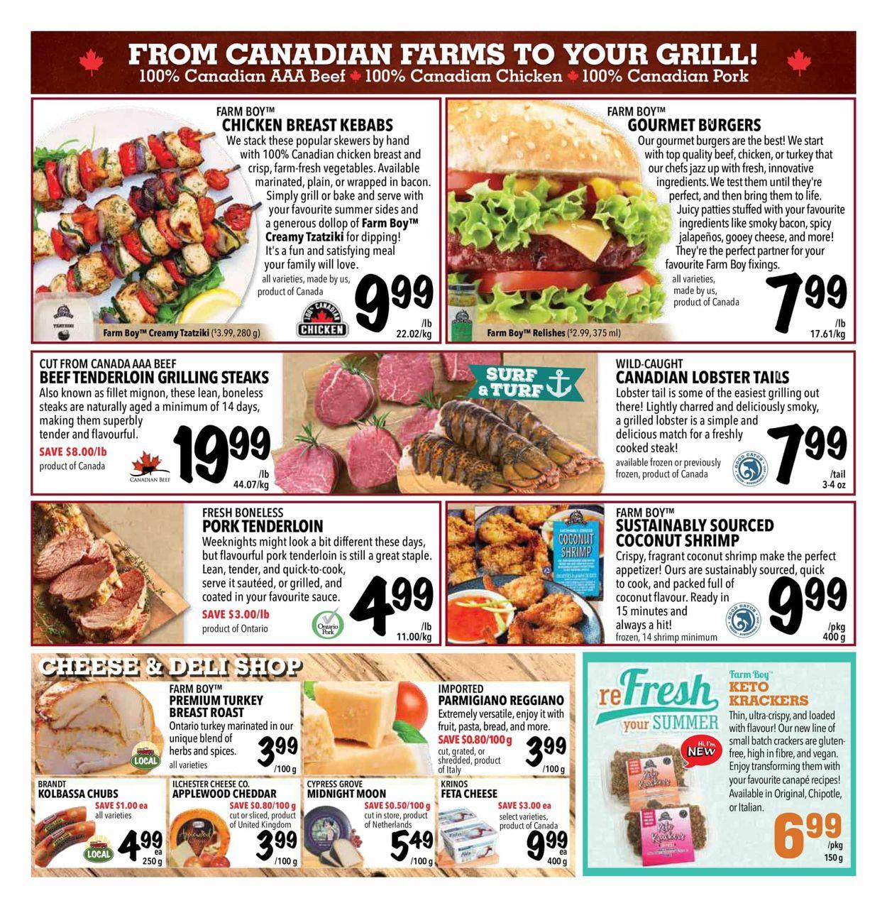 Farm Boy Flyer - 08/06-08/12/2020 (Page 2)