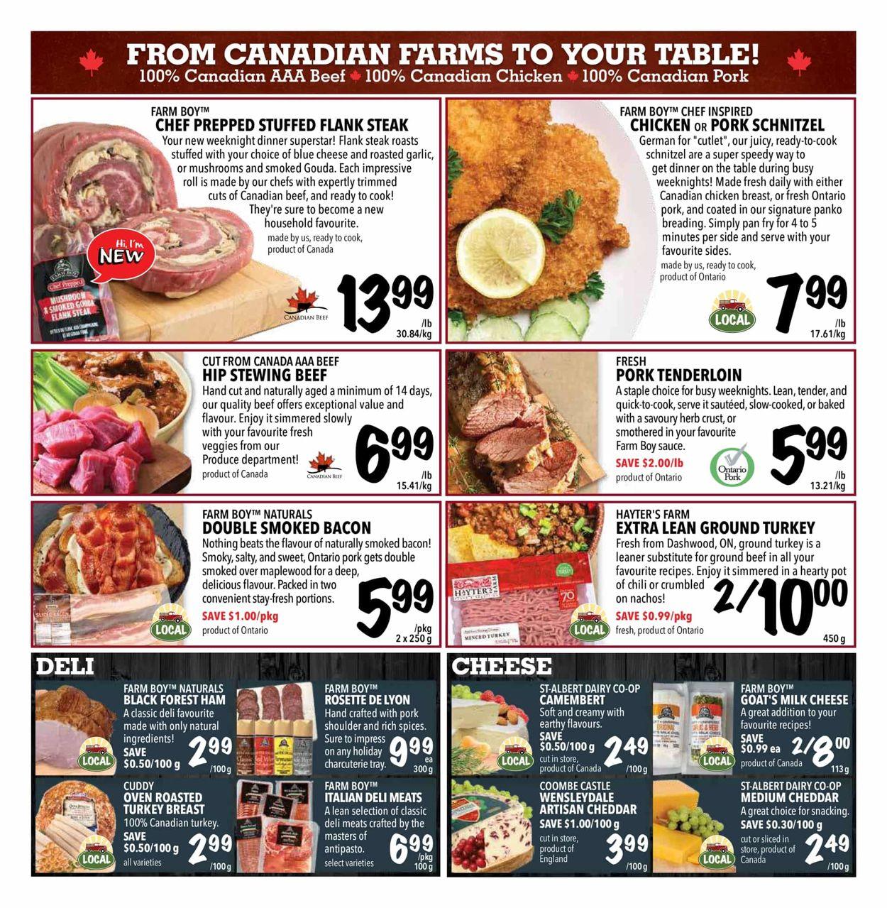 Farm Boy - Christmas 2020 Flyer - 12/10-12/16/2020 (Page 2)