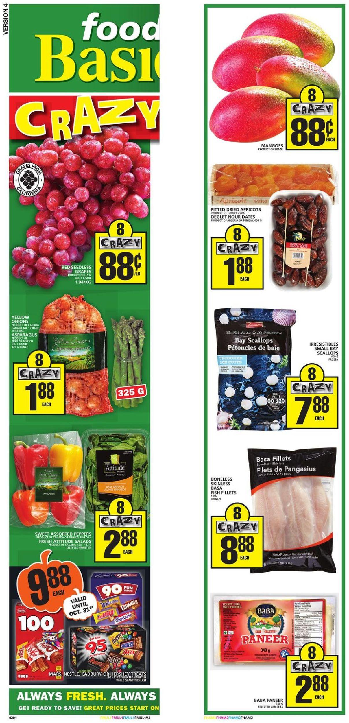 Food Basics Flyer - 10/24-10/30/2019 (Page 2)