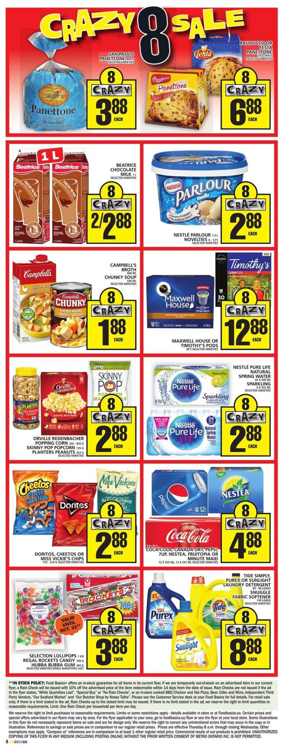 Food Basics Flyer - 10/24-10/30/2019 (Page 8)