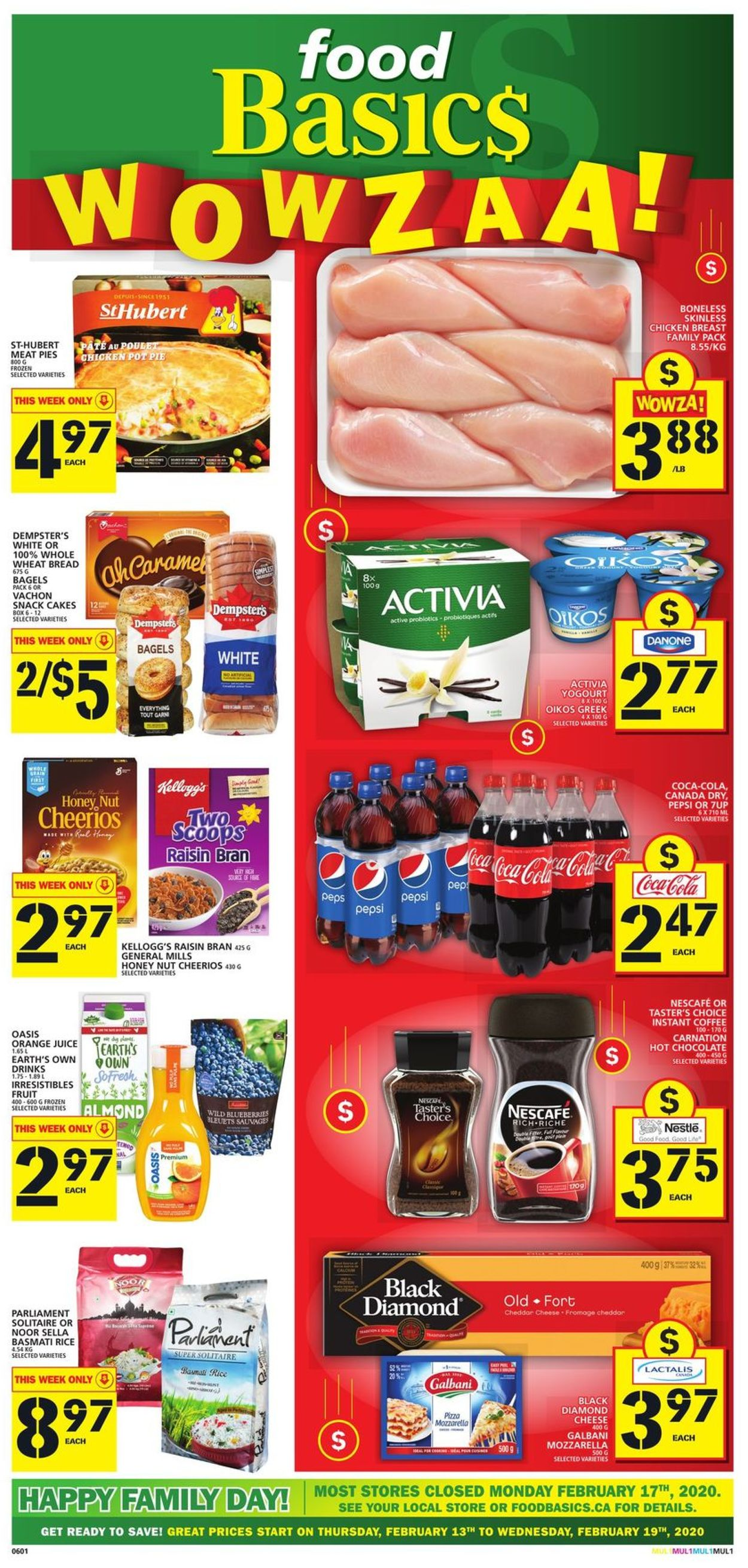 Food Basics Flyer - 02/13-02/19/2020