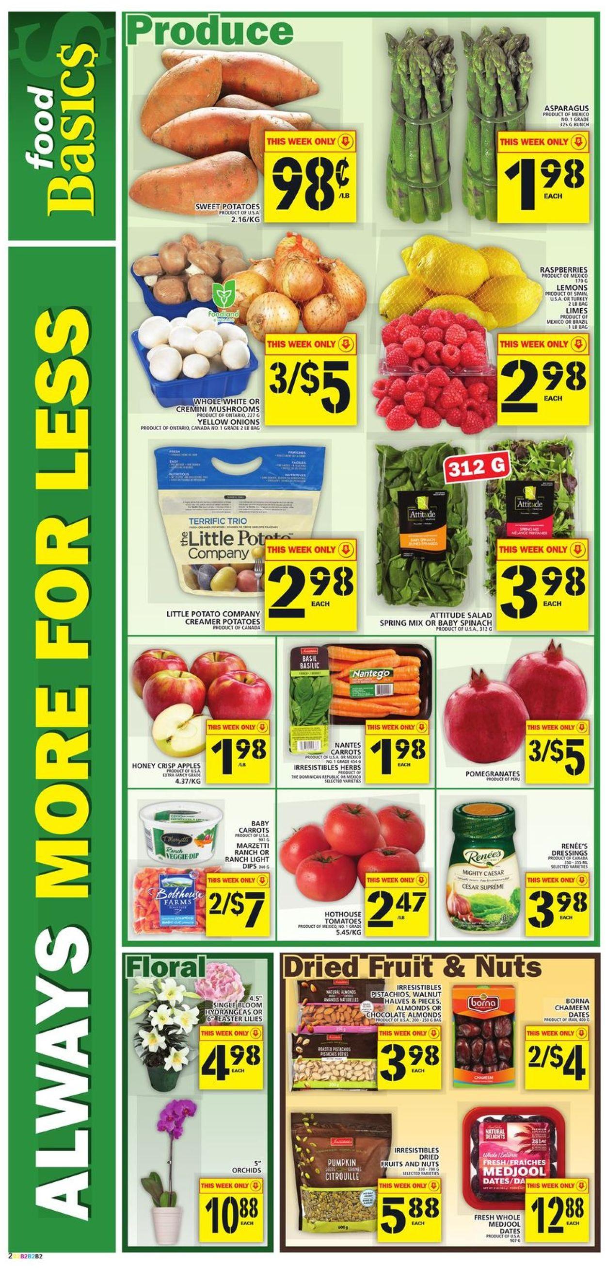 Food Basics Flyer - 04/02-04/08/2020 (Page 2)
