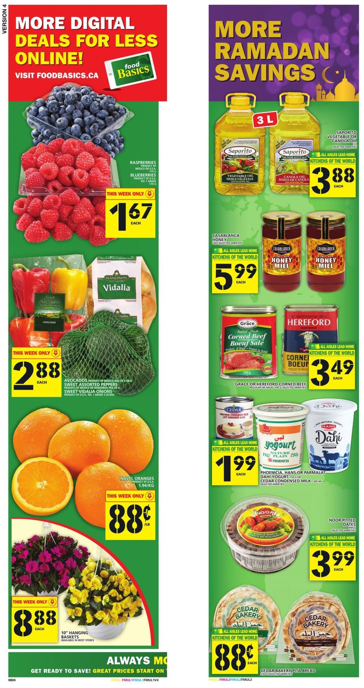 Food Basics Flyer - 04/30-05/06/2020 (Page 2)