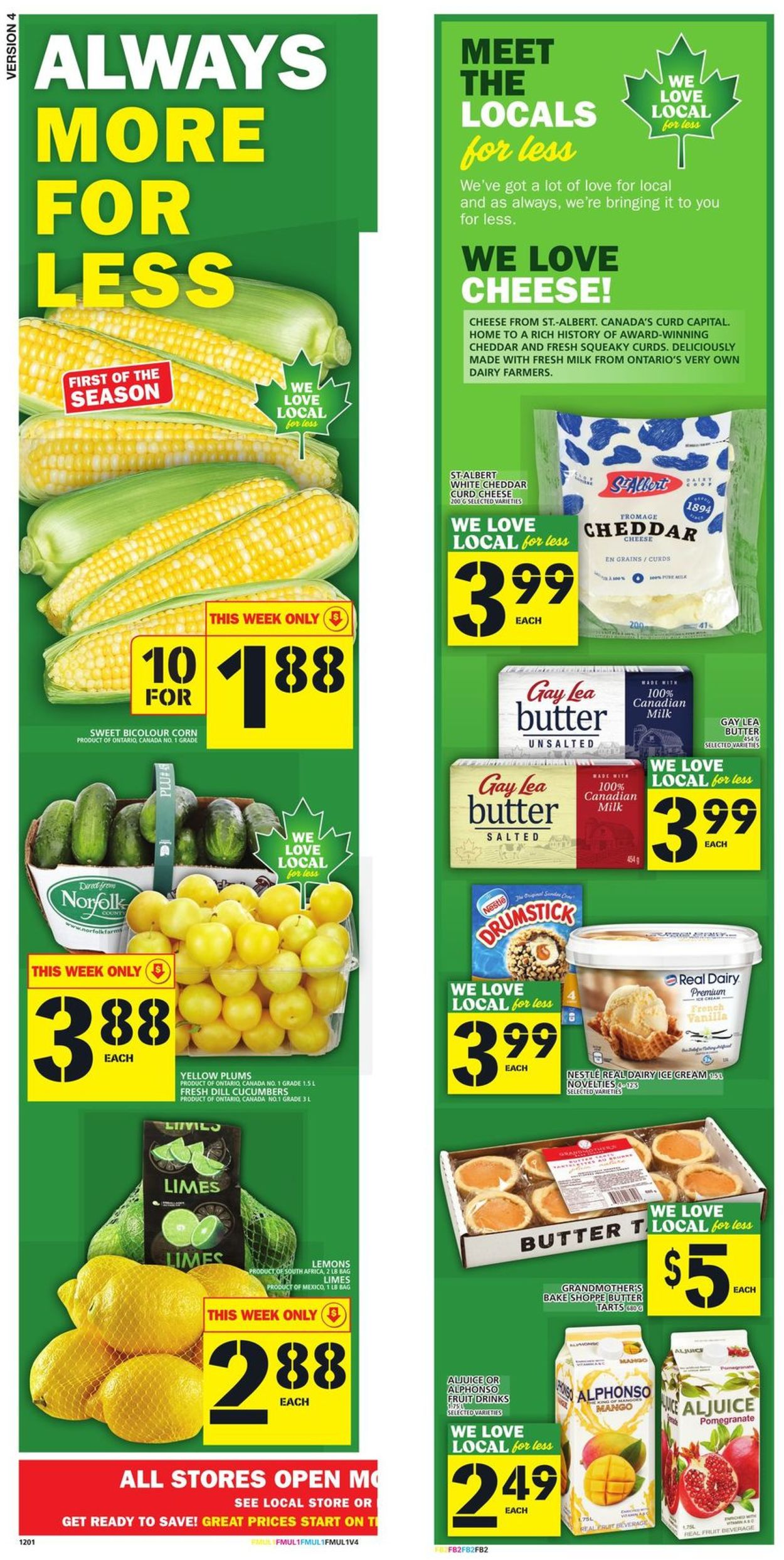Food Basics Flyer - 07/30-08/05/2020 (Page 2)