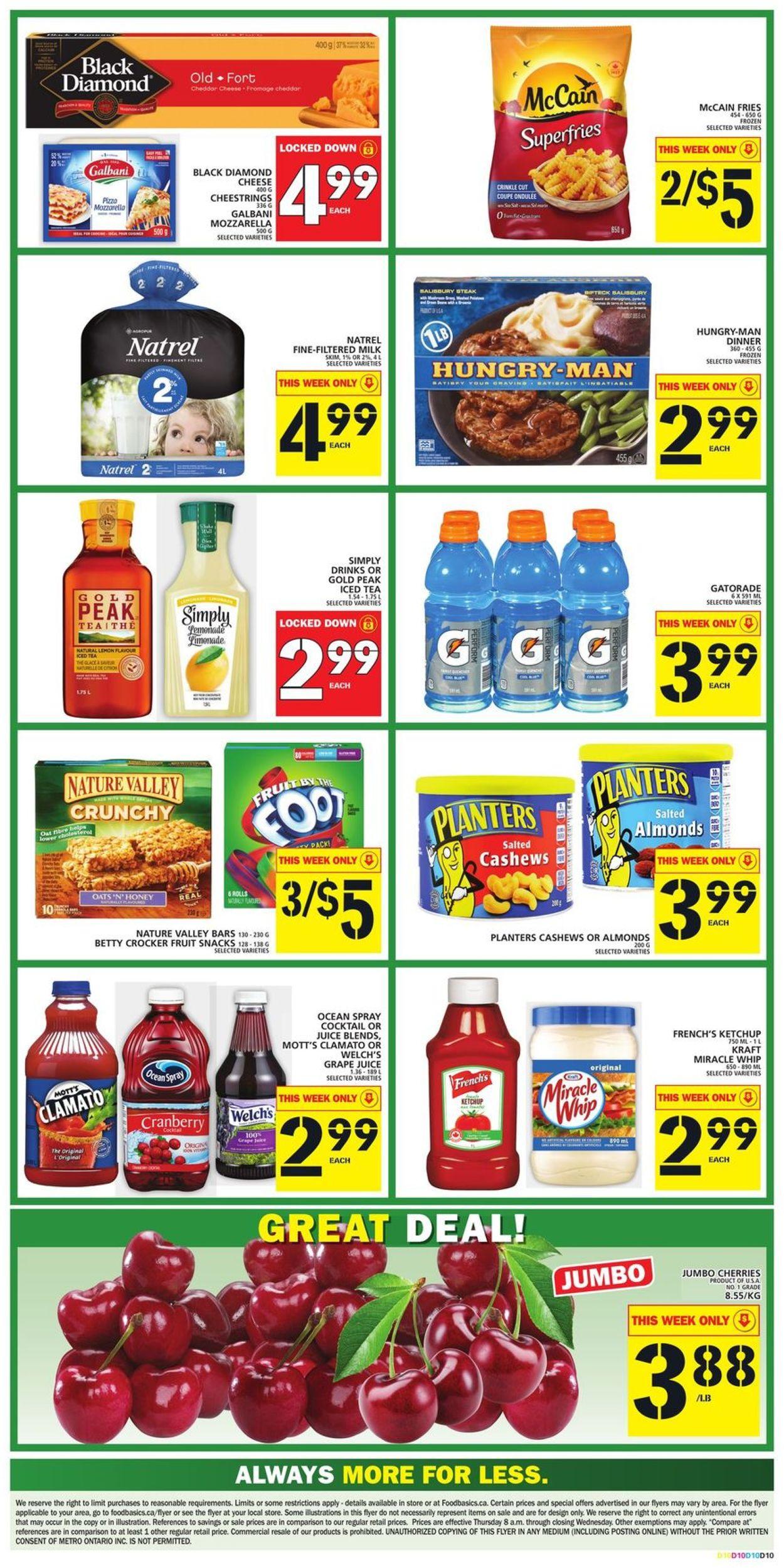 Food Basics Flyer - 07/30-08/05/2020 (Page 13)