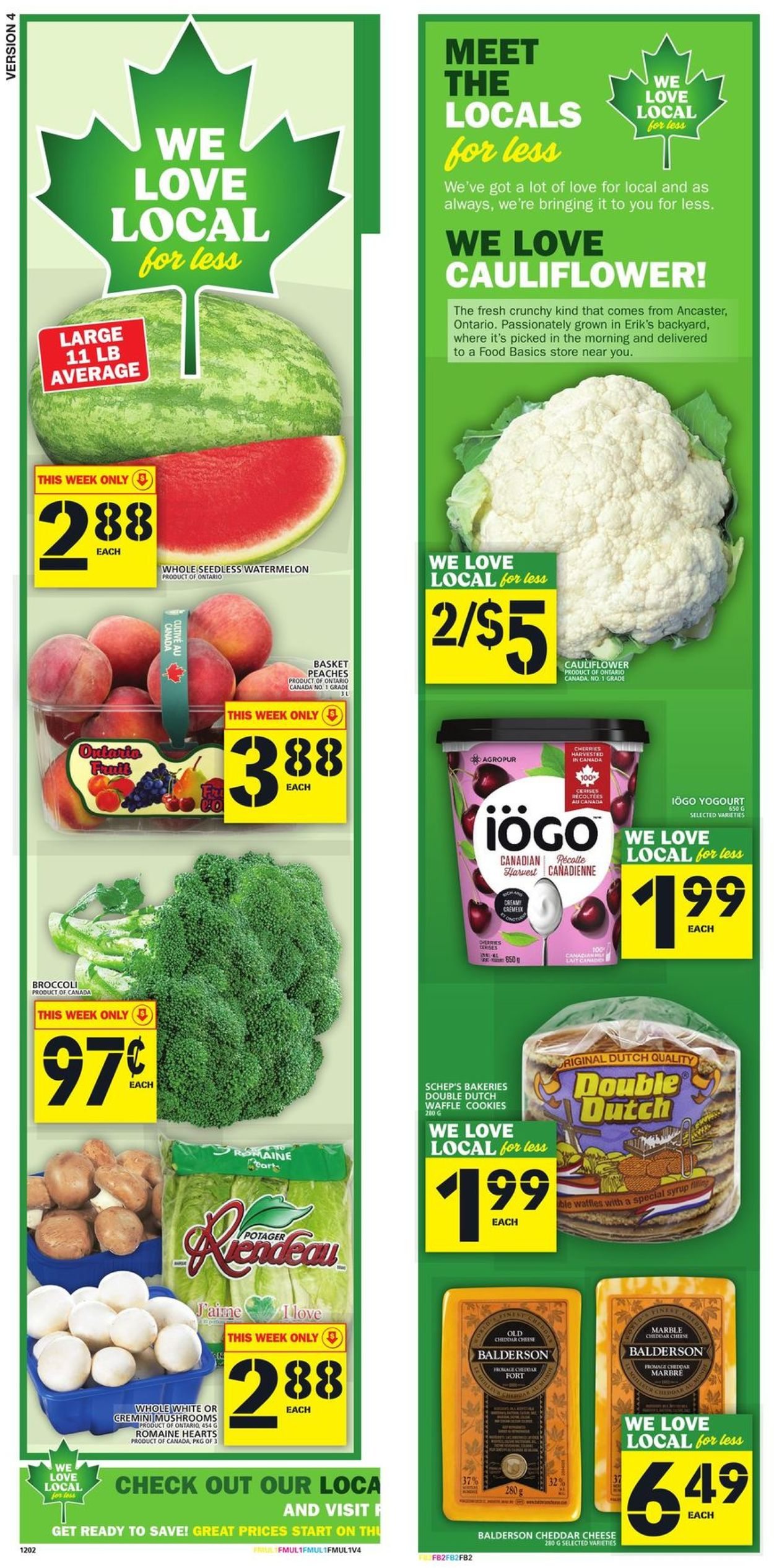 Food Basics Flyer - 08/06-08/12/2020 (Page 2)