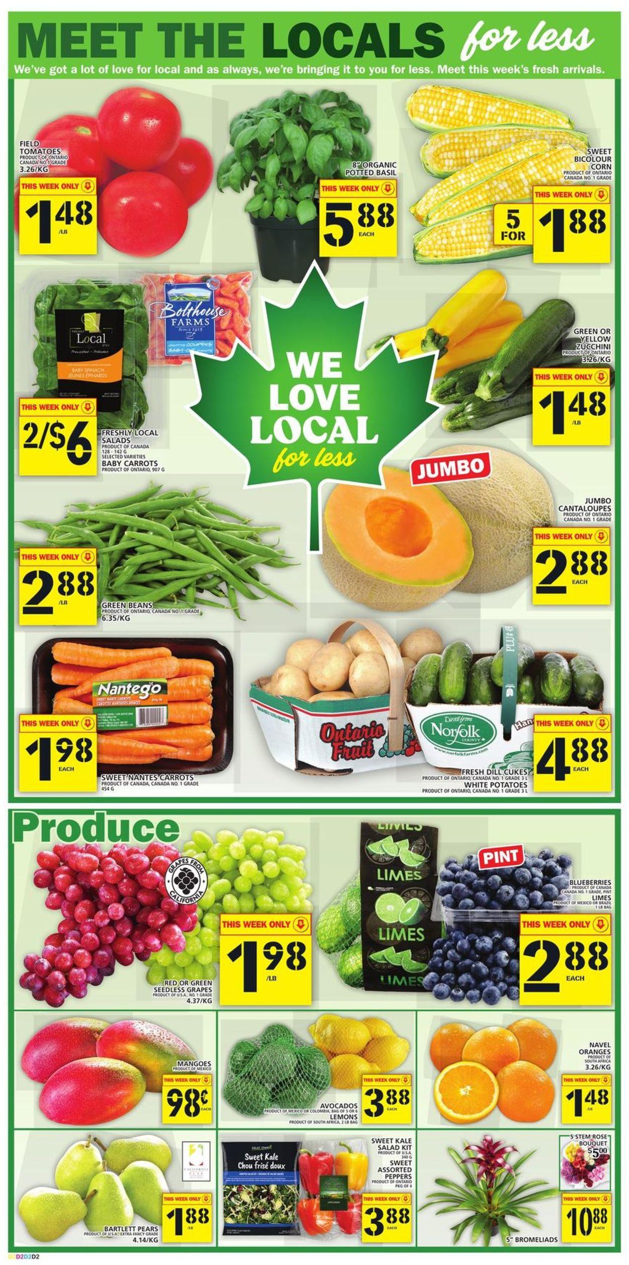 Food Basics Flyer - 08/06-08/12/2020 (Page 4)