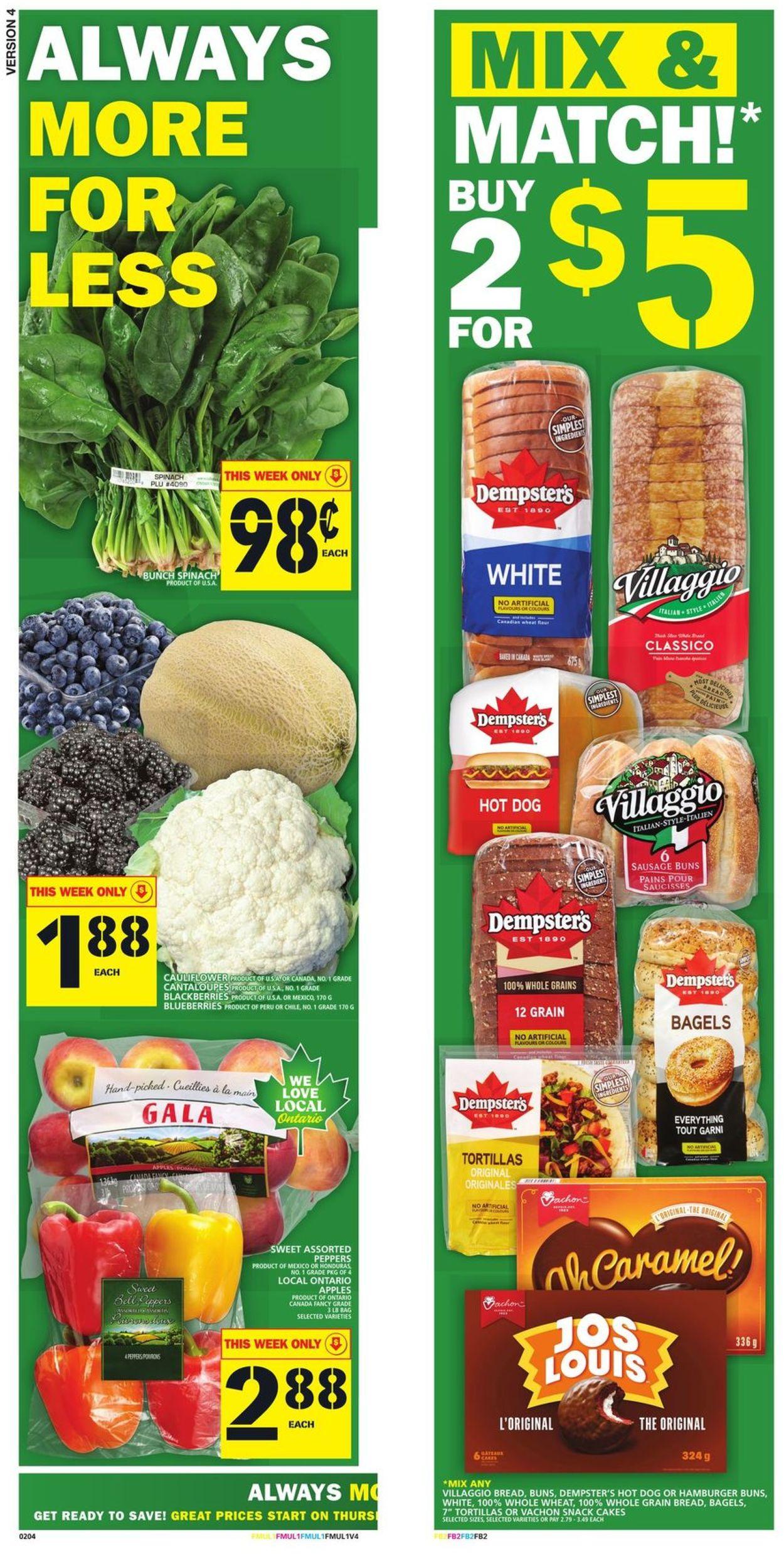 Food Basics Flyer - 11/12-11/18/2020 (Page 2)