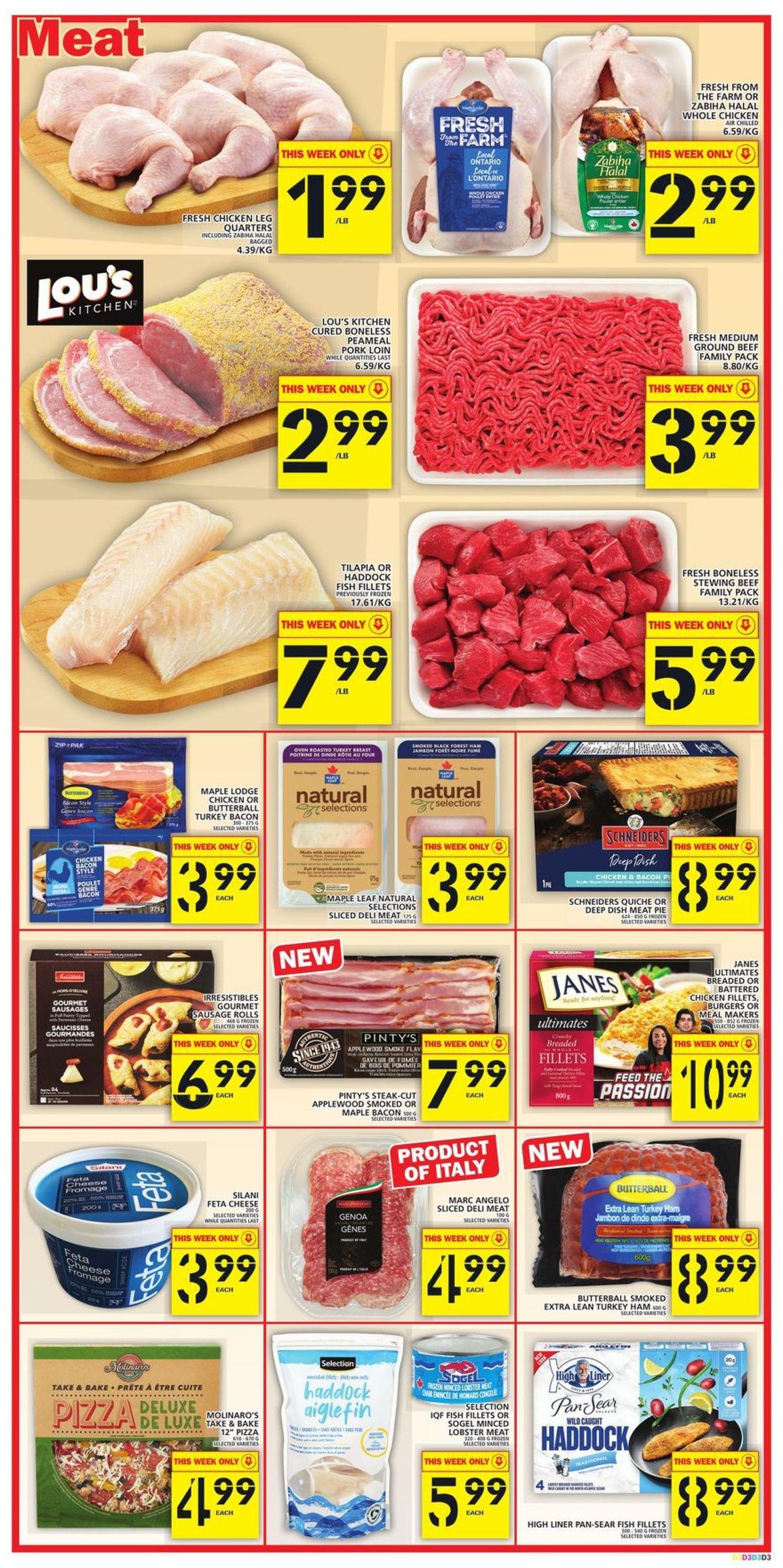 Food Basics - Black Friday 2020 Flyer - 11/26-12/02/2020 (Page 4)