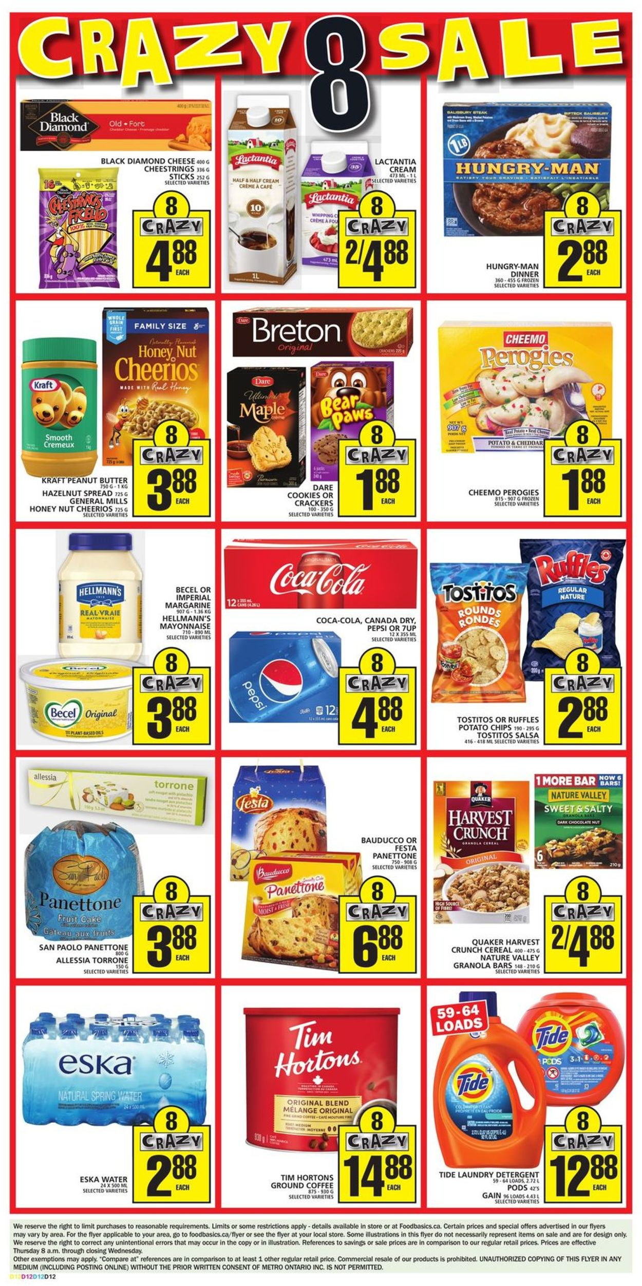 Food Basics - Black Friday 2020 Flyer - 11/26-12/02/2020 (Page 14)