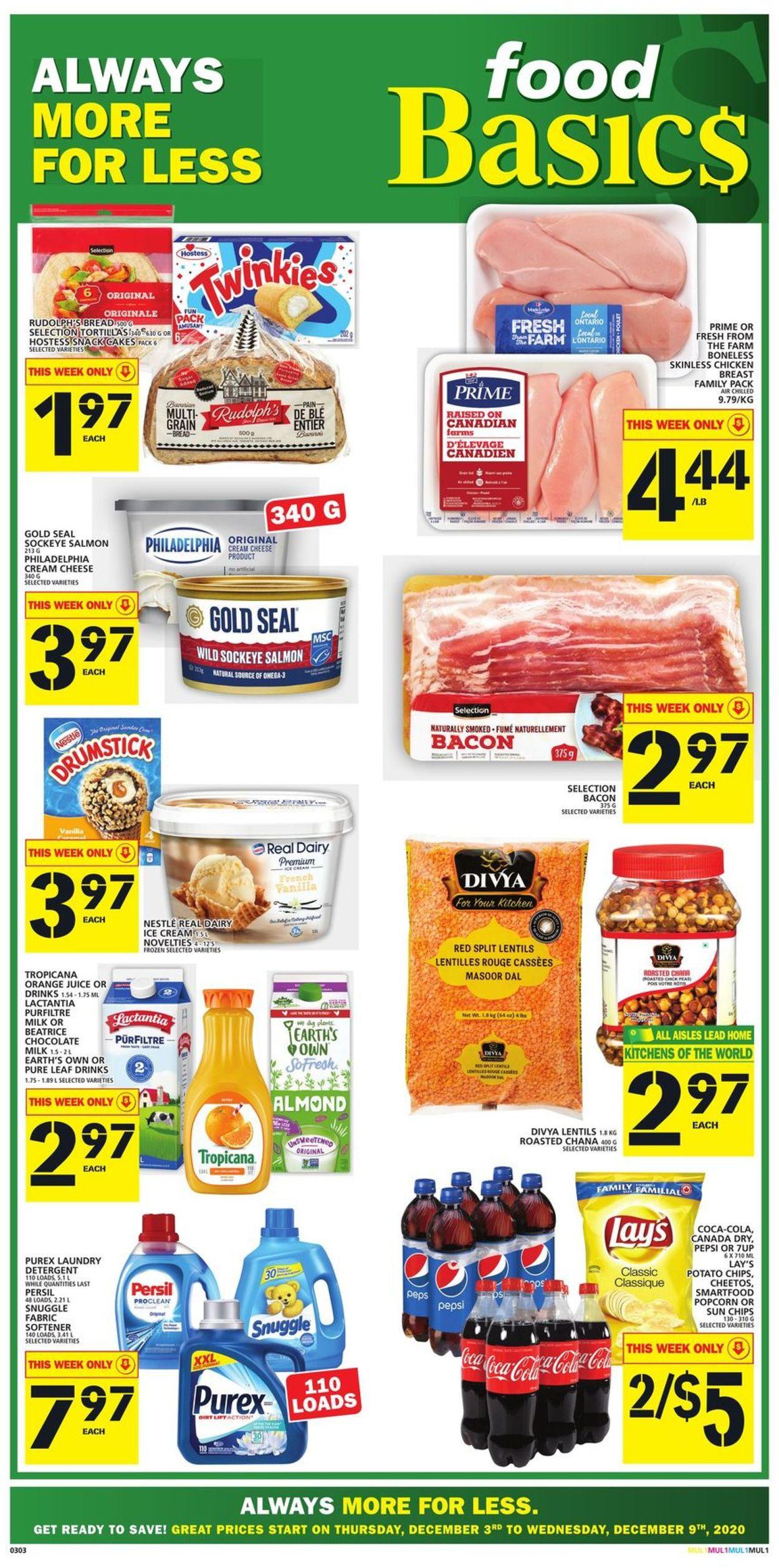 Food Basics Flyer - 12/03-12/09/2020 (Page 2)