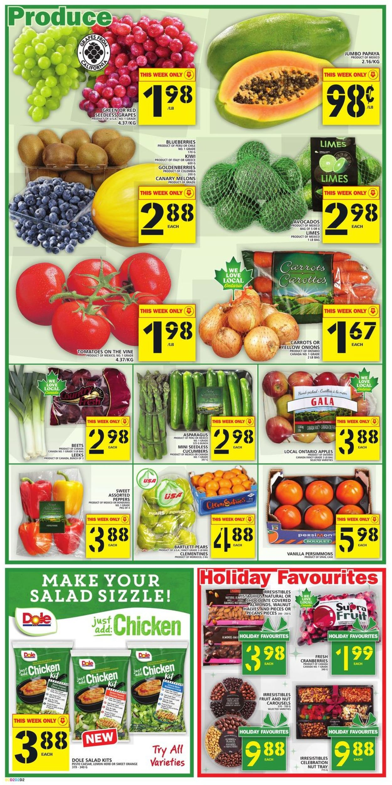Food Basics Flyer - 12/03-12/09/2020 (Page 3)