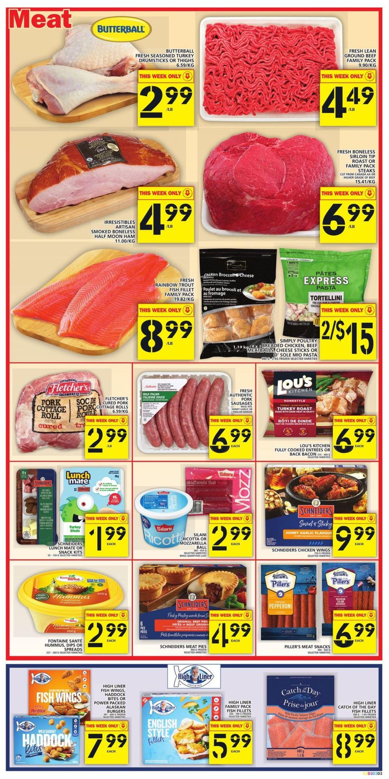 Food Basics Flyer - 12/03-12/09/2020 (Page 4)