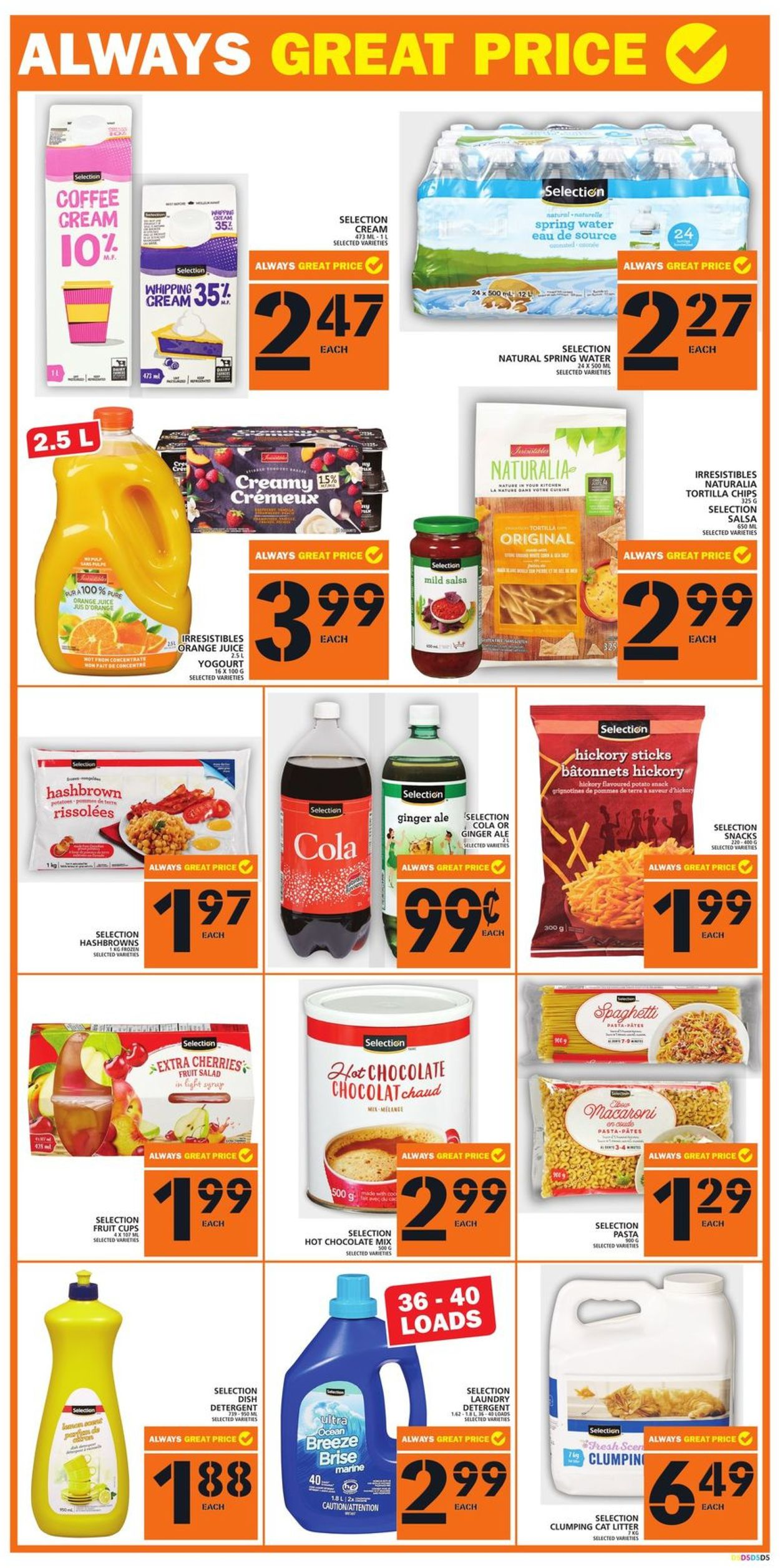 Food Basics Flyer - 12/03-12/09/2020 (Page 6)