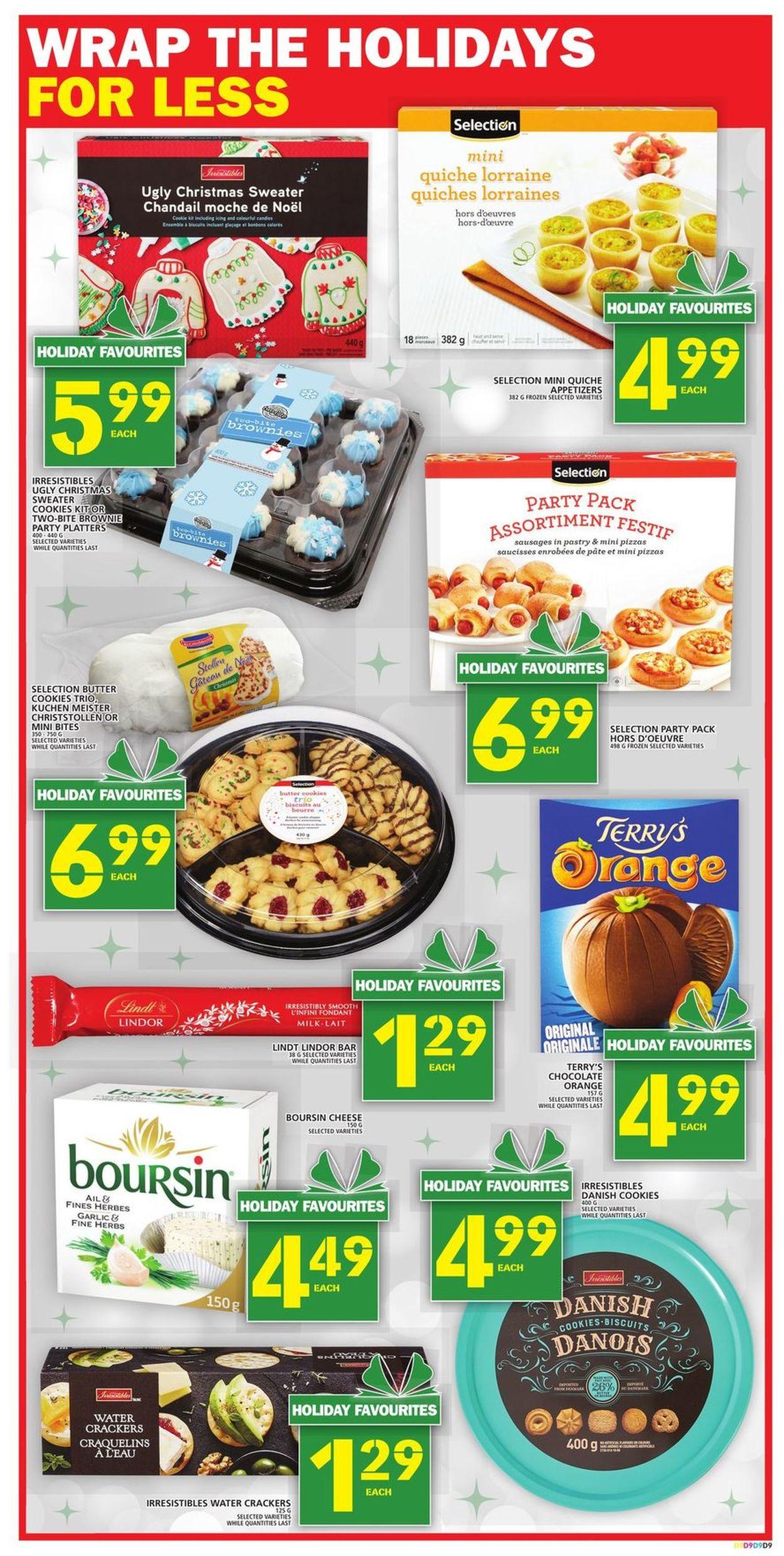 Food Basics Flyer - 12/03-12/09/2020 (Page 10)
