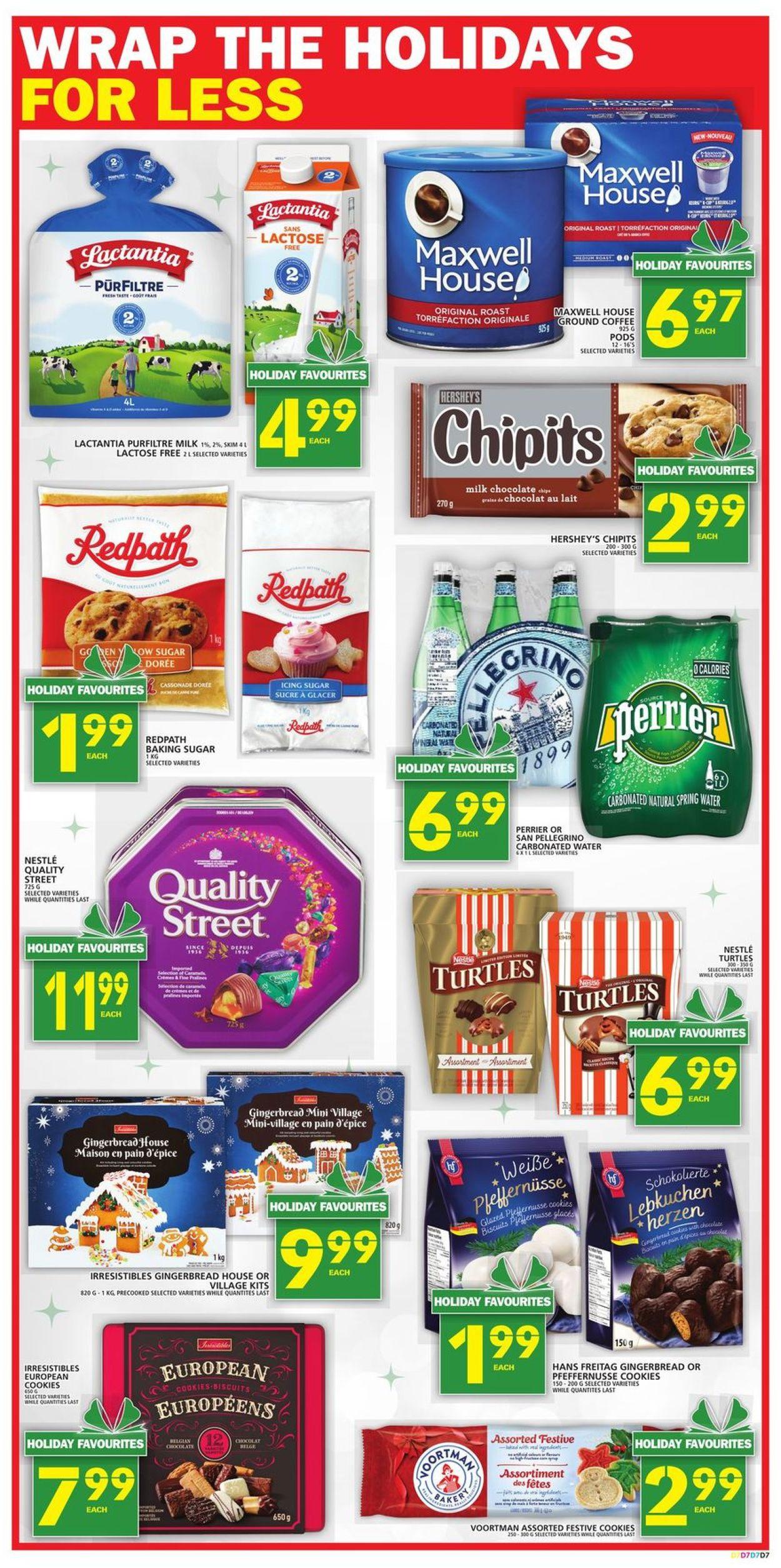 Food Basics - Christmas 2020 Flyer - 12/17-12/24/2020 (Page 8)