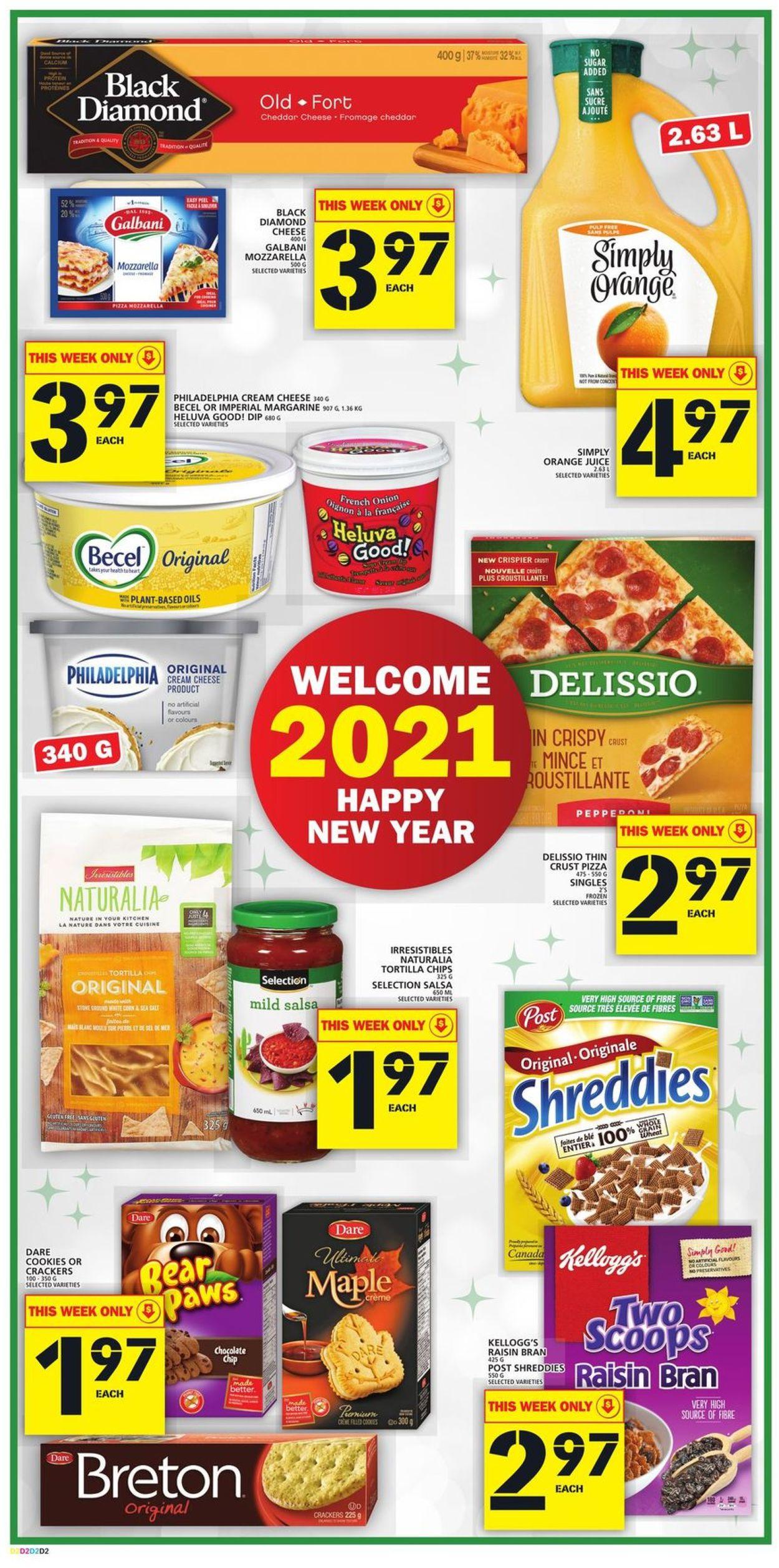 Food Basics Flyer - 12/26-01/01/2021 (Page 2)