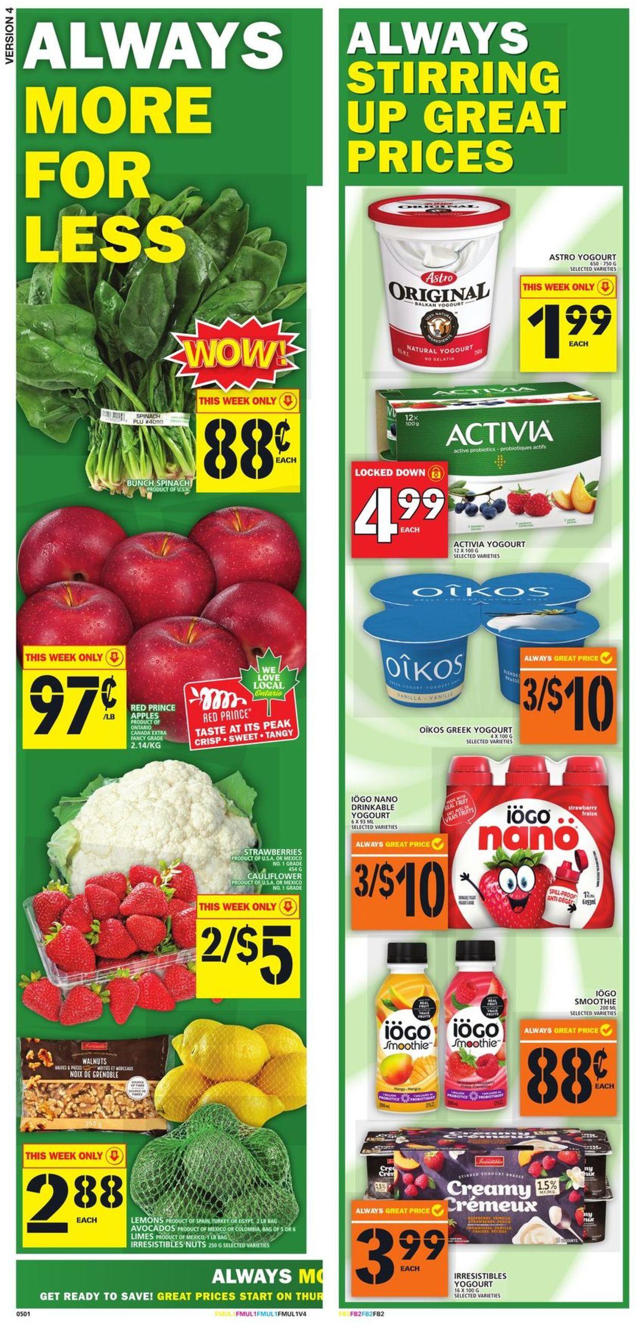 Food Basics Flyer - 01/14-01/20/2021 (Page 2)