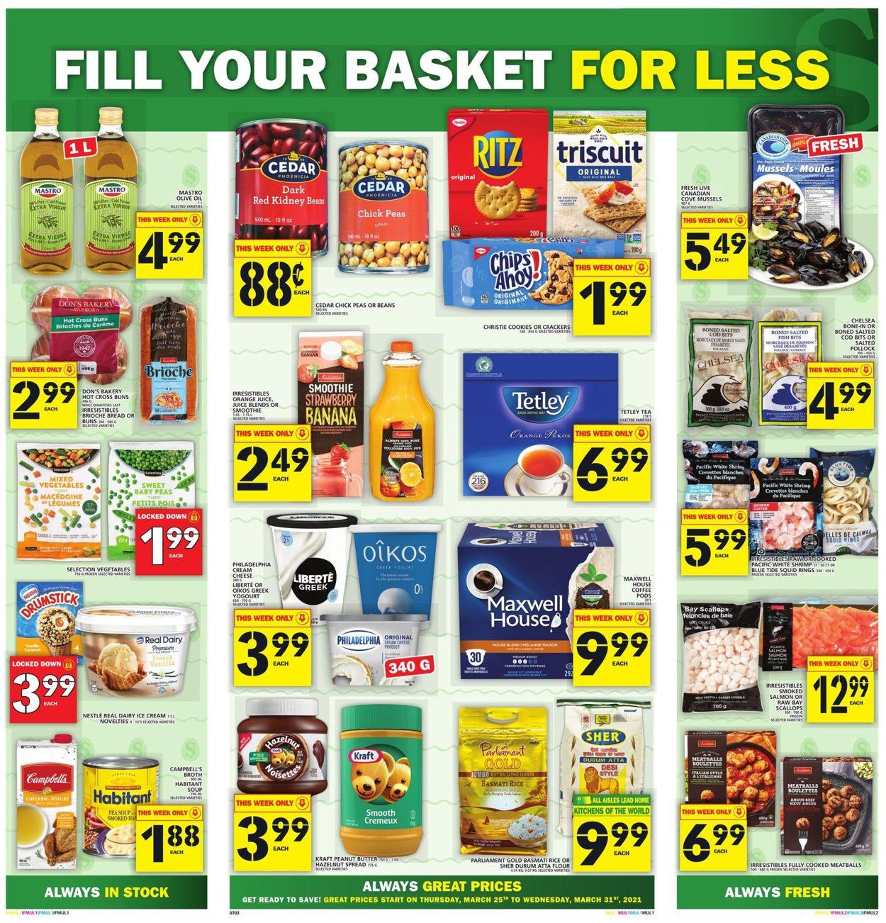 Food Basics Flyer - 03/25-03/31/2021 (Page 2)