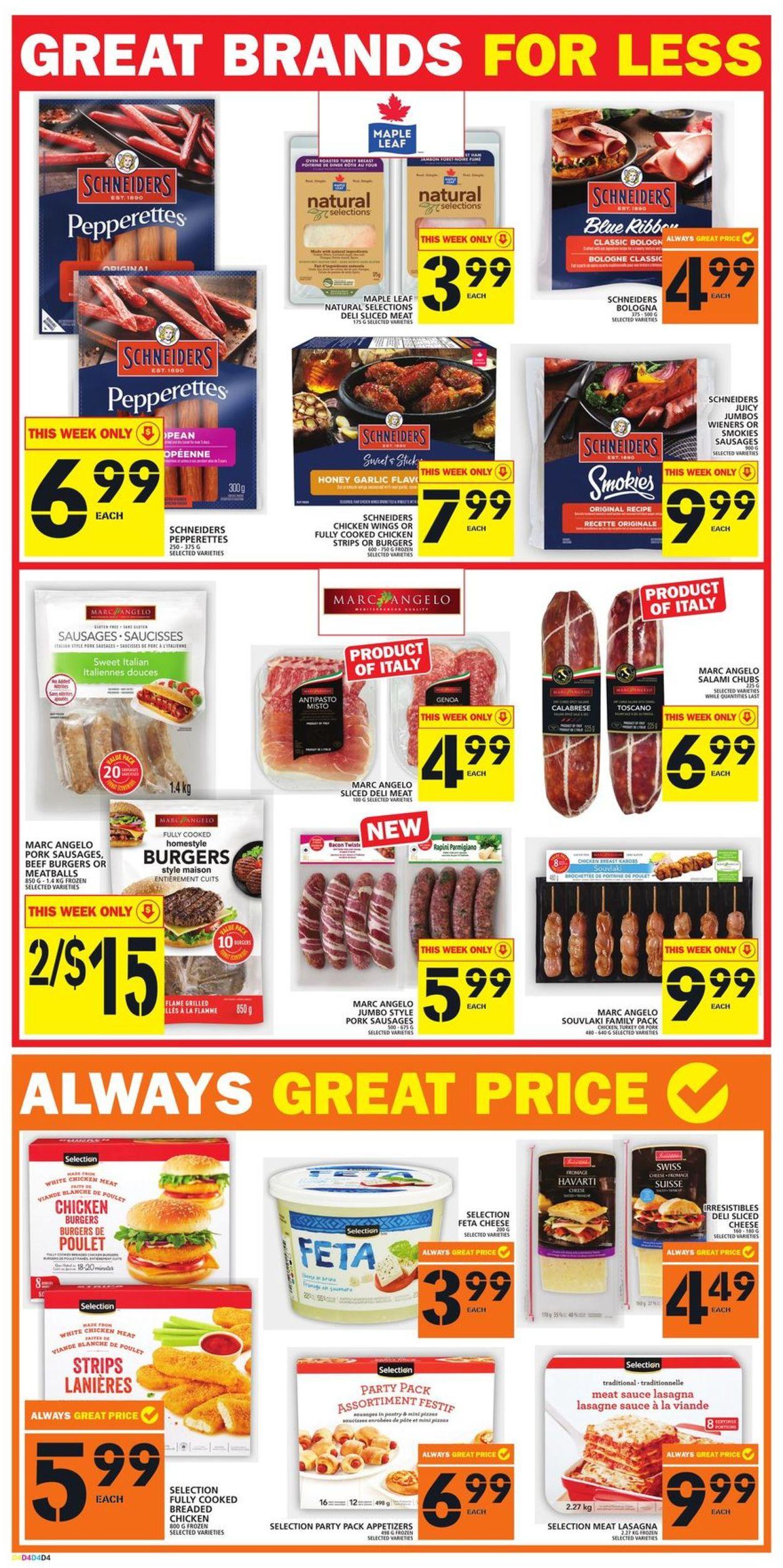Food Basics Flyer - 04/15-04/21/2021 (Page 6)