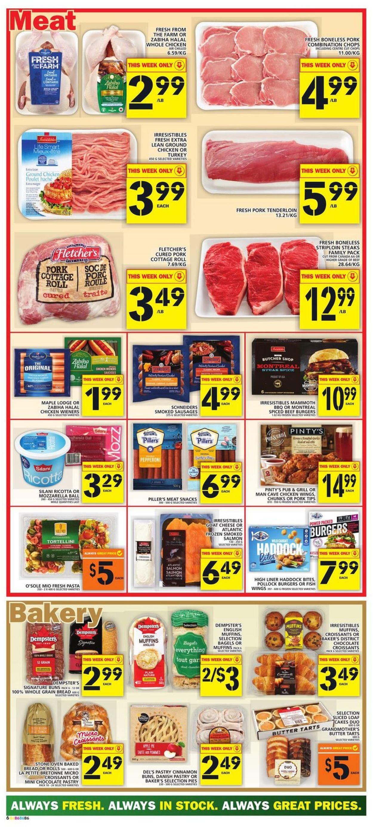 Food Basics Flyer - 05/27-06/02/2021 (Page 6)