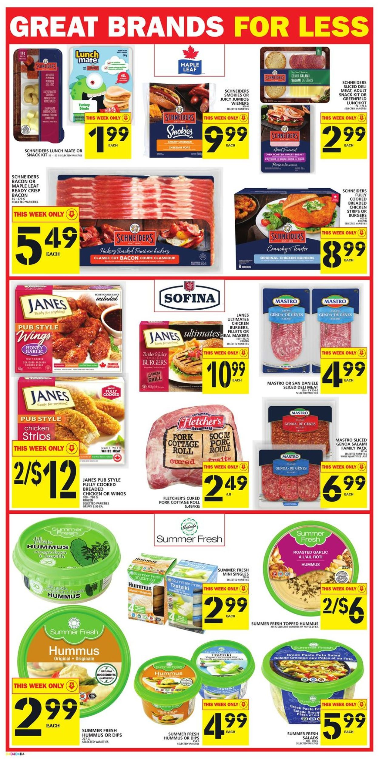 Food Basics Flyer - 07/15-07/21/2021 (Page 5)