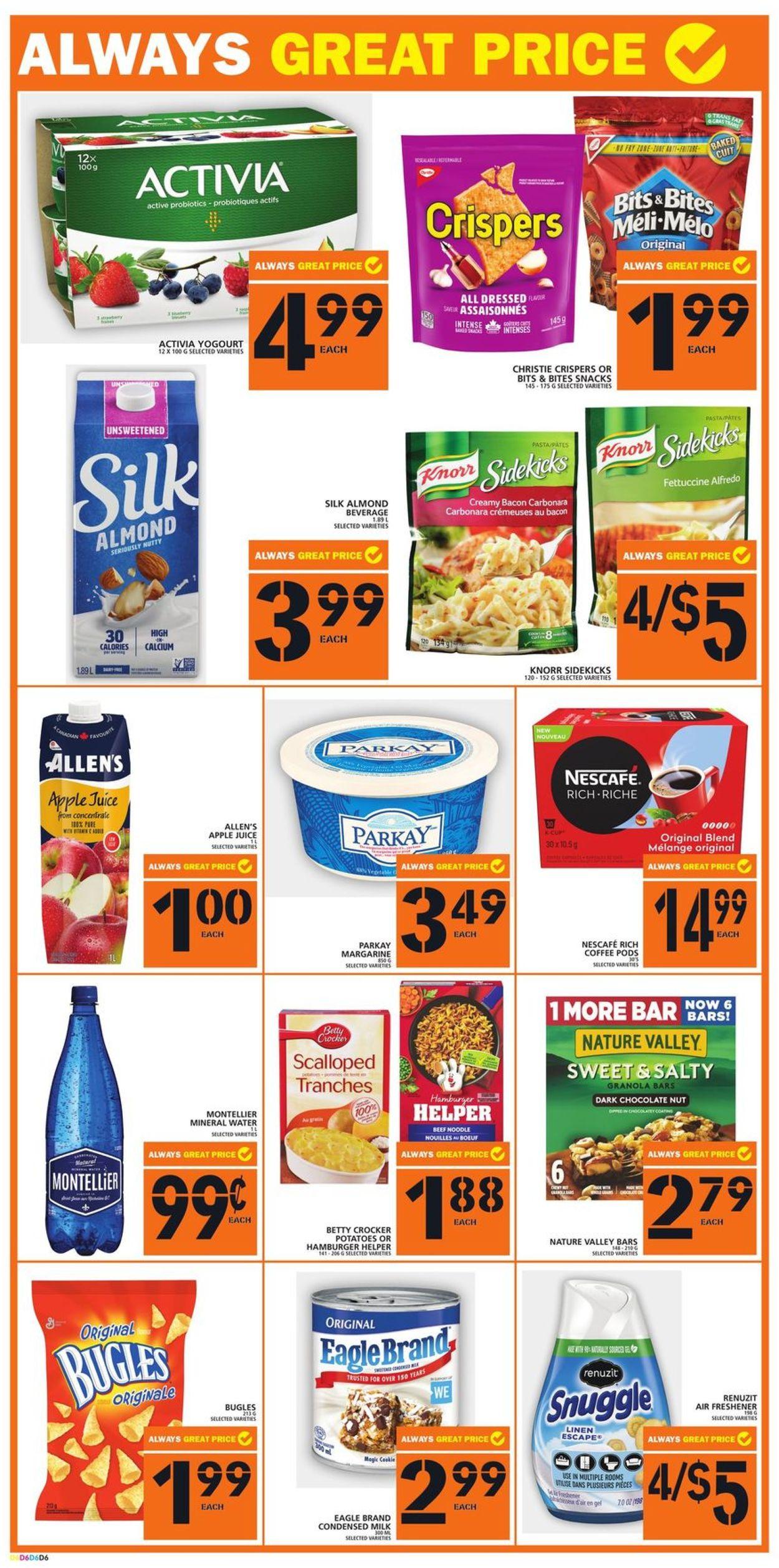 Food Basics Flyer - 07/29-08/04/2021 (Page 9)