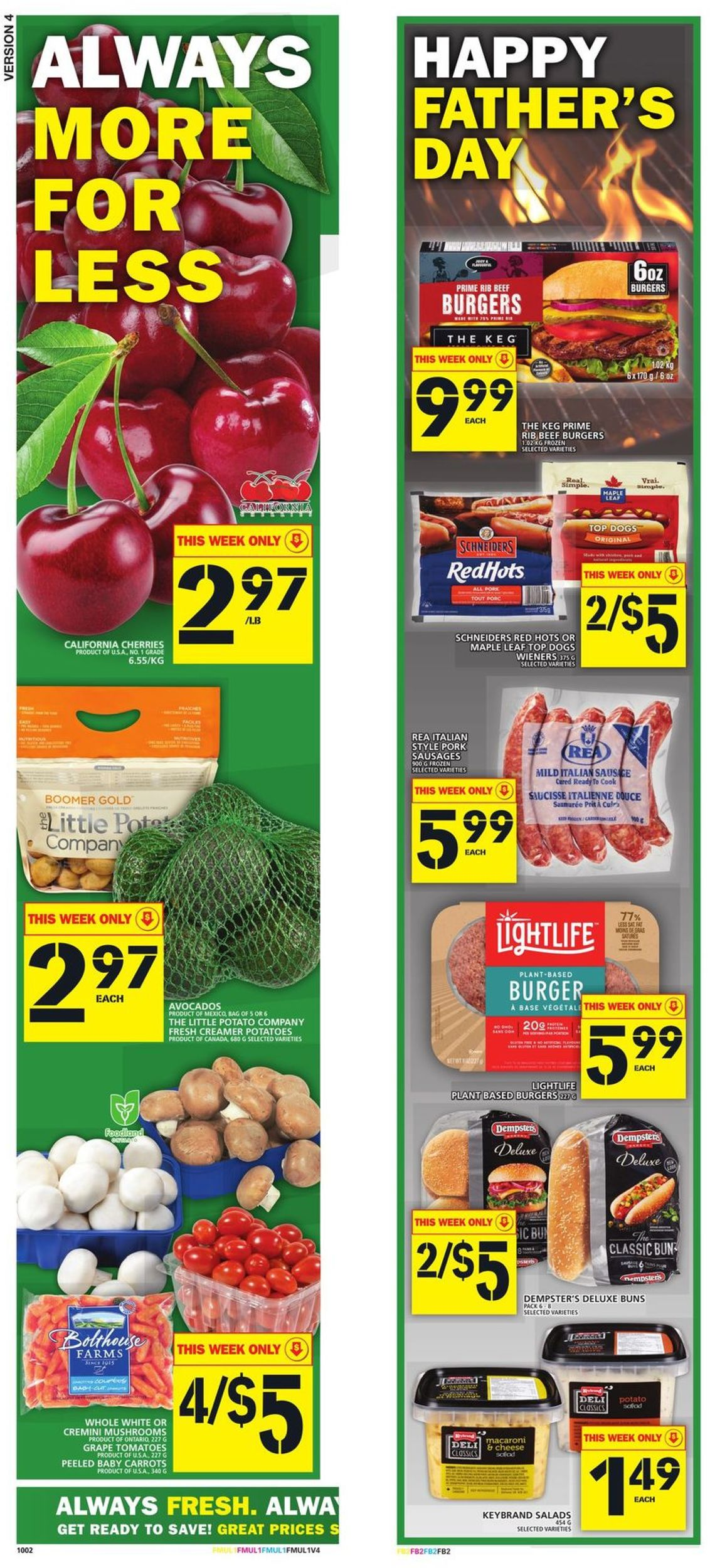 Food Basics Flyer - 06/13-06/19/2019 (Page 2)