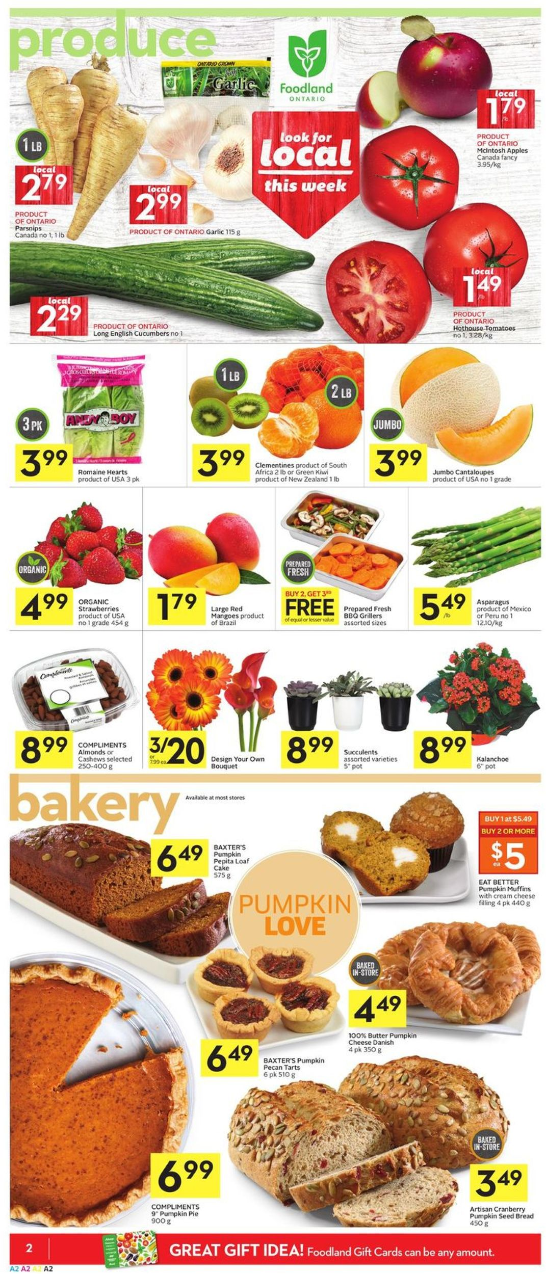 Foodland Flyer - 09/19-09/25/2019 (Page 2)