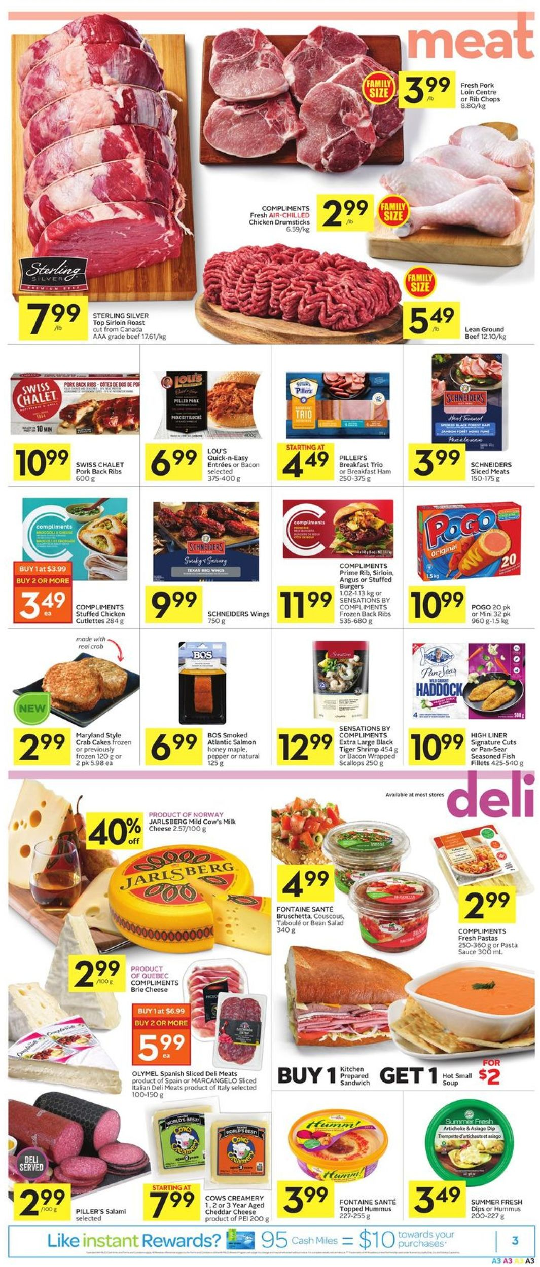 Foodland Flyer - 09/19-09/25/2019 (Page 3)