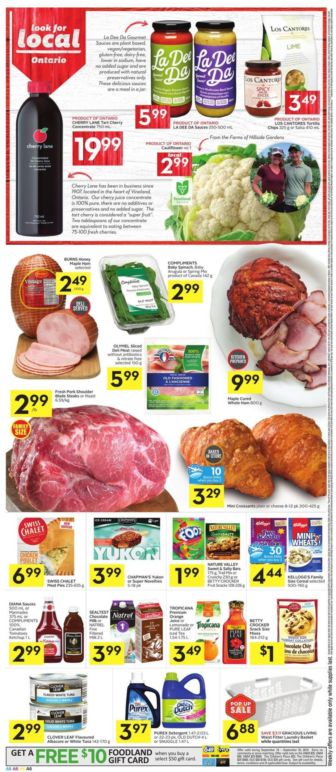 Foodland Flyer - 09/19-09/25/2019 (Page 9)