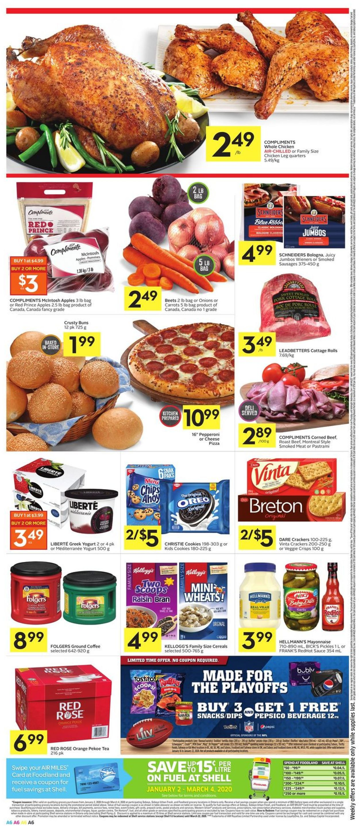 Foodland Flyer - 01/16-01/22/2020 (Page 10)