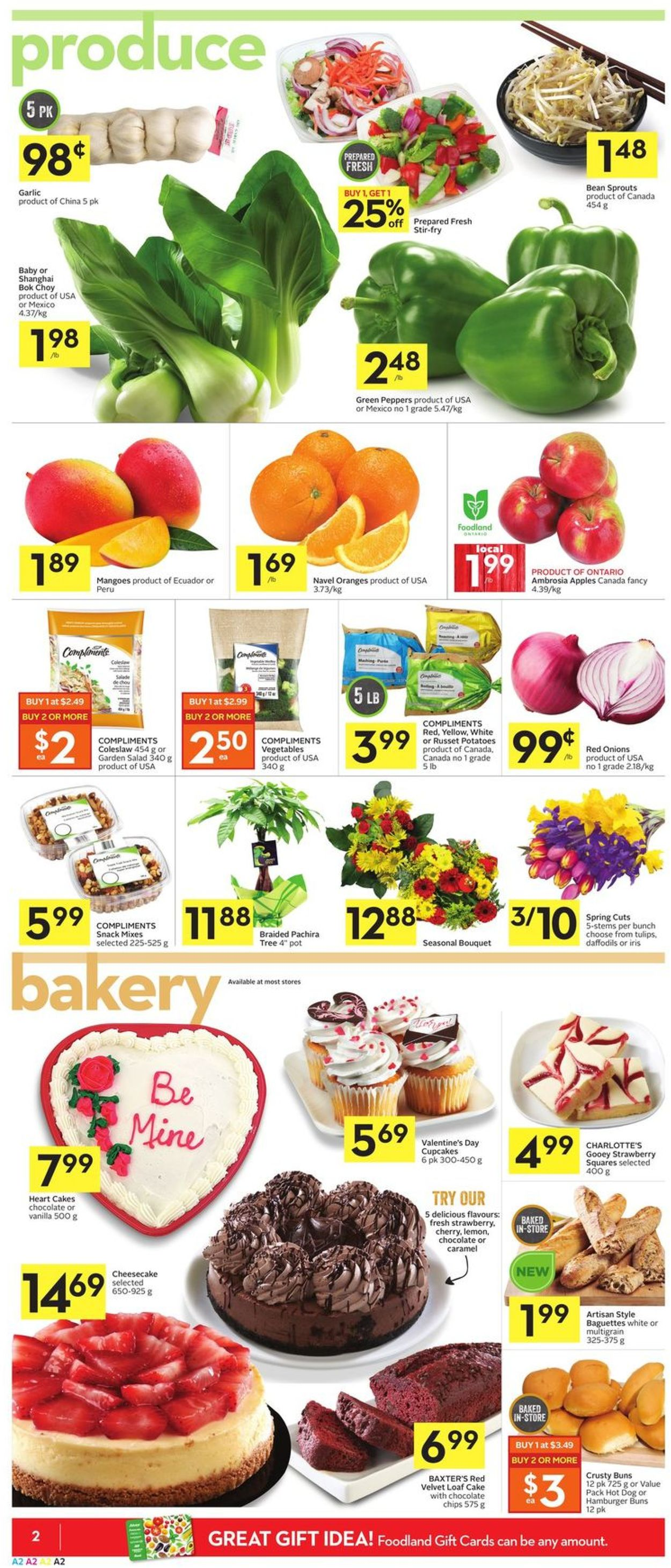 Foodland Flyer - 01/23-01/29/2020 (Page 2)