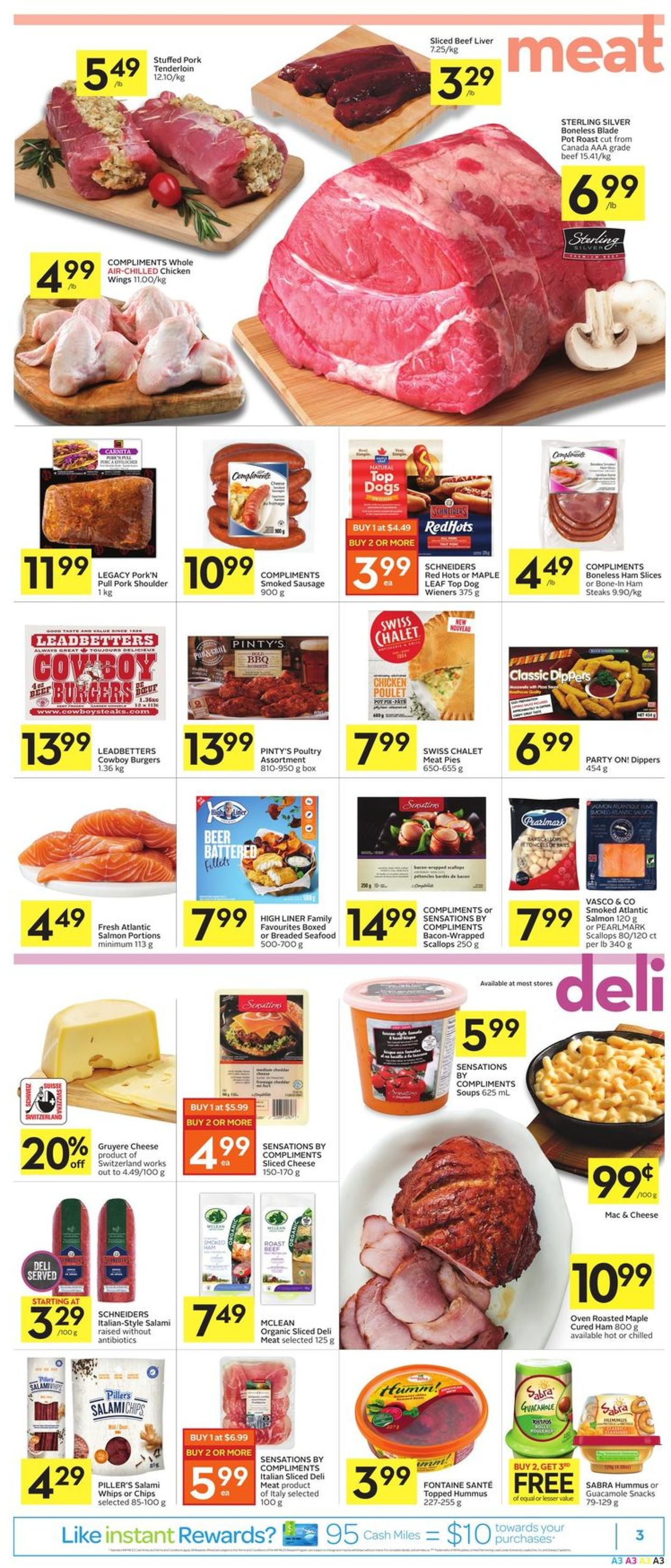 Foodland Flyer - 01/23-01/29/2020 (Page 3)