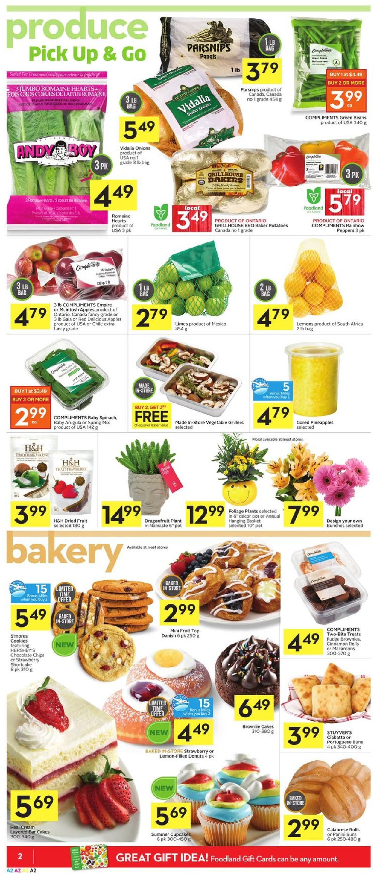 Foodland Flyer - 06/04-06/10/2020 (Page 2)