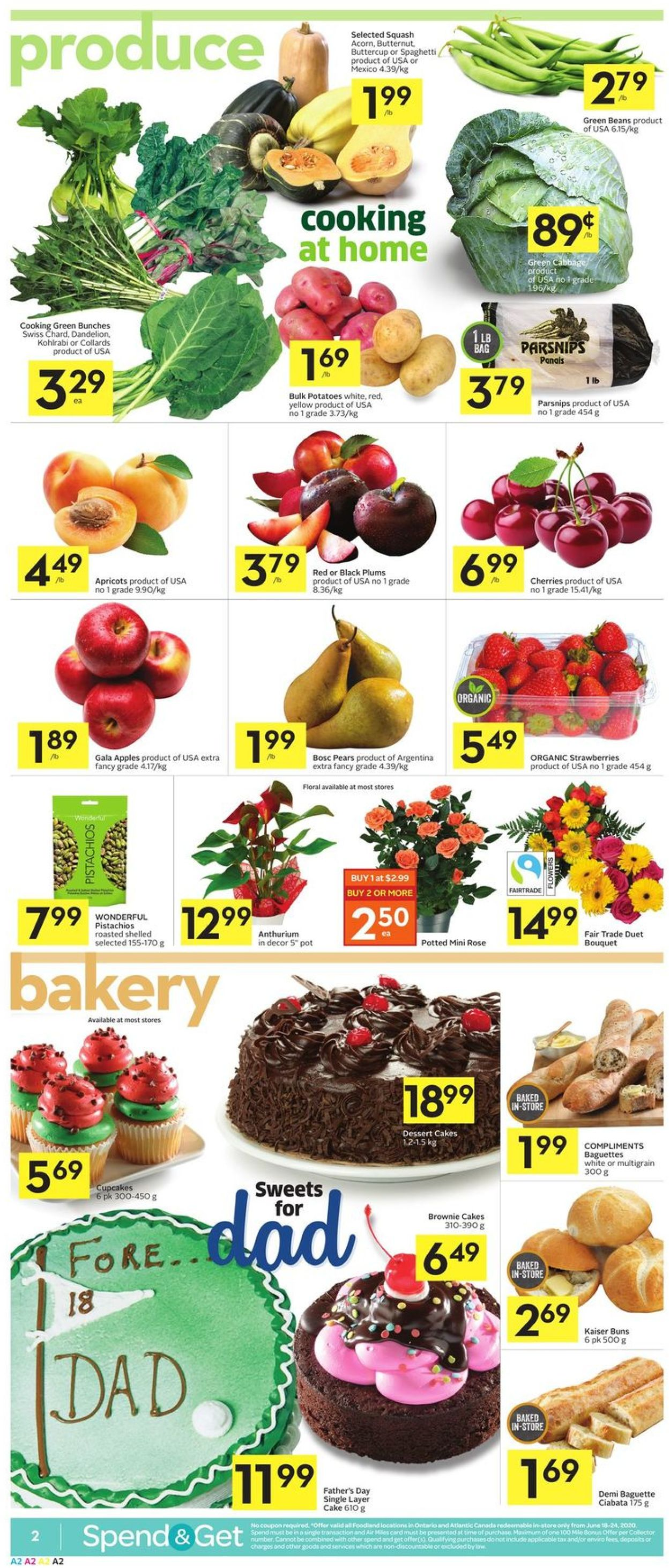 Foodland Flyer - 06/18-06/24/2020 (Page 2)