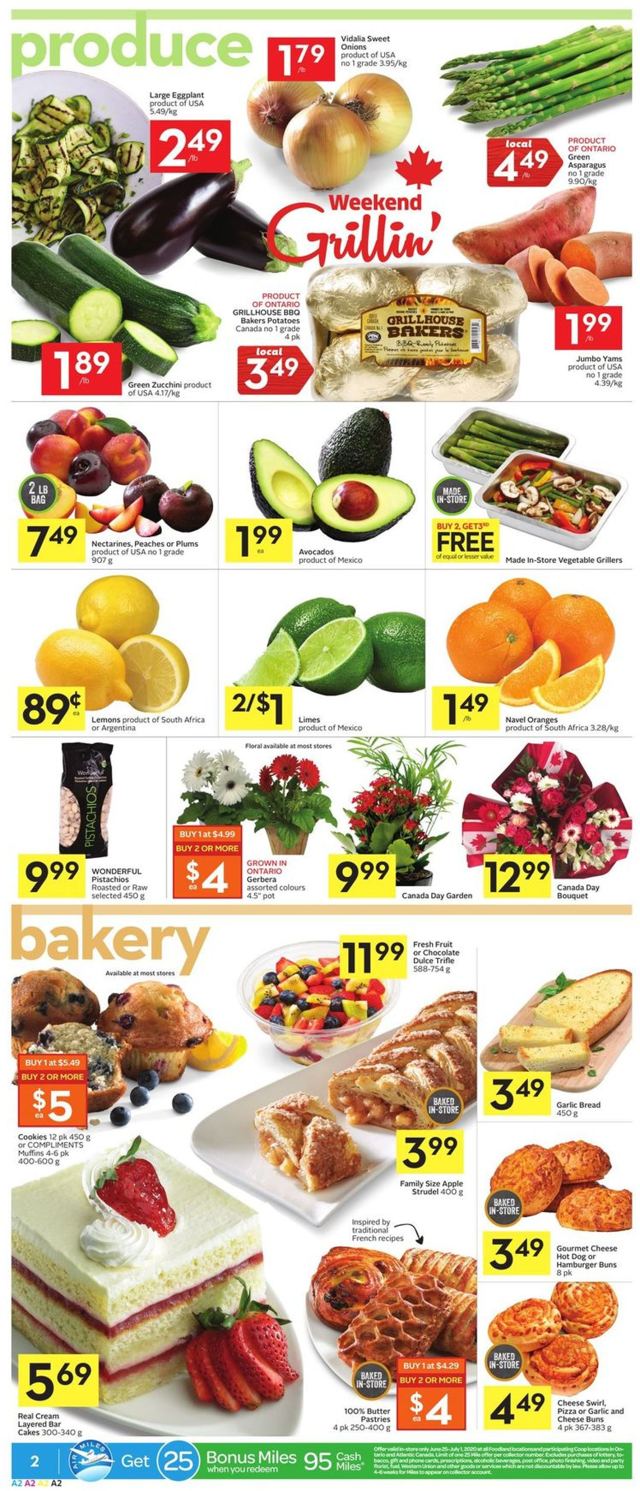 Foodland Flyer - 06/25-07/01/2020 (Page 2)