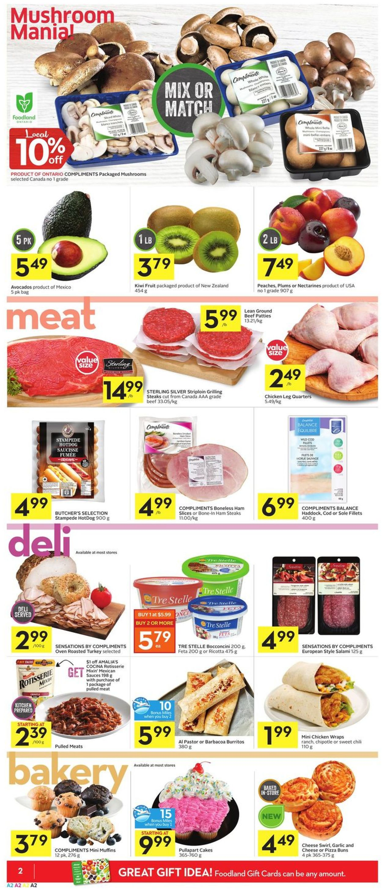 Foodland Flyer - 07/09-07/15/2020 (Page 2)