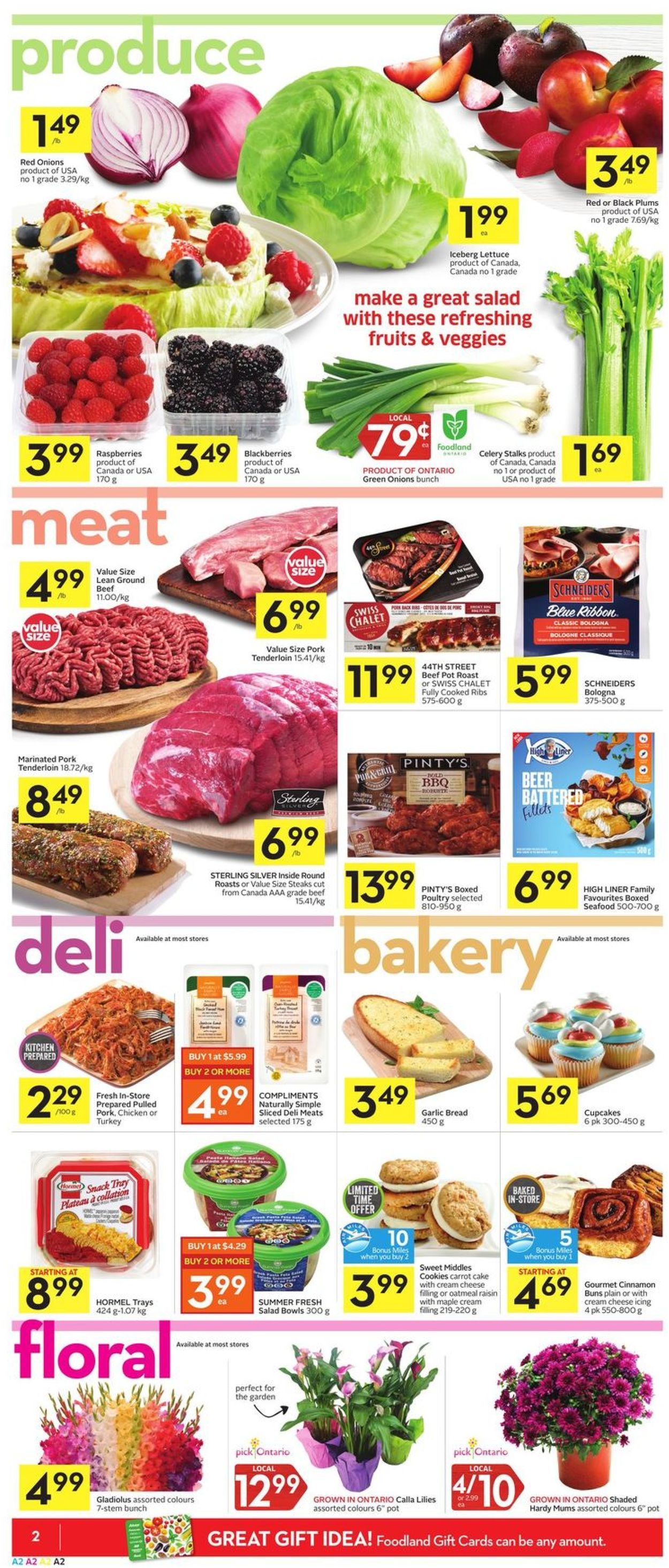 Foodland Flyer - 08/06-08/12/2020 (Page 2)