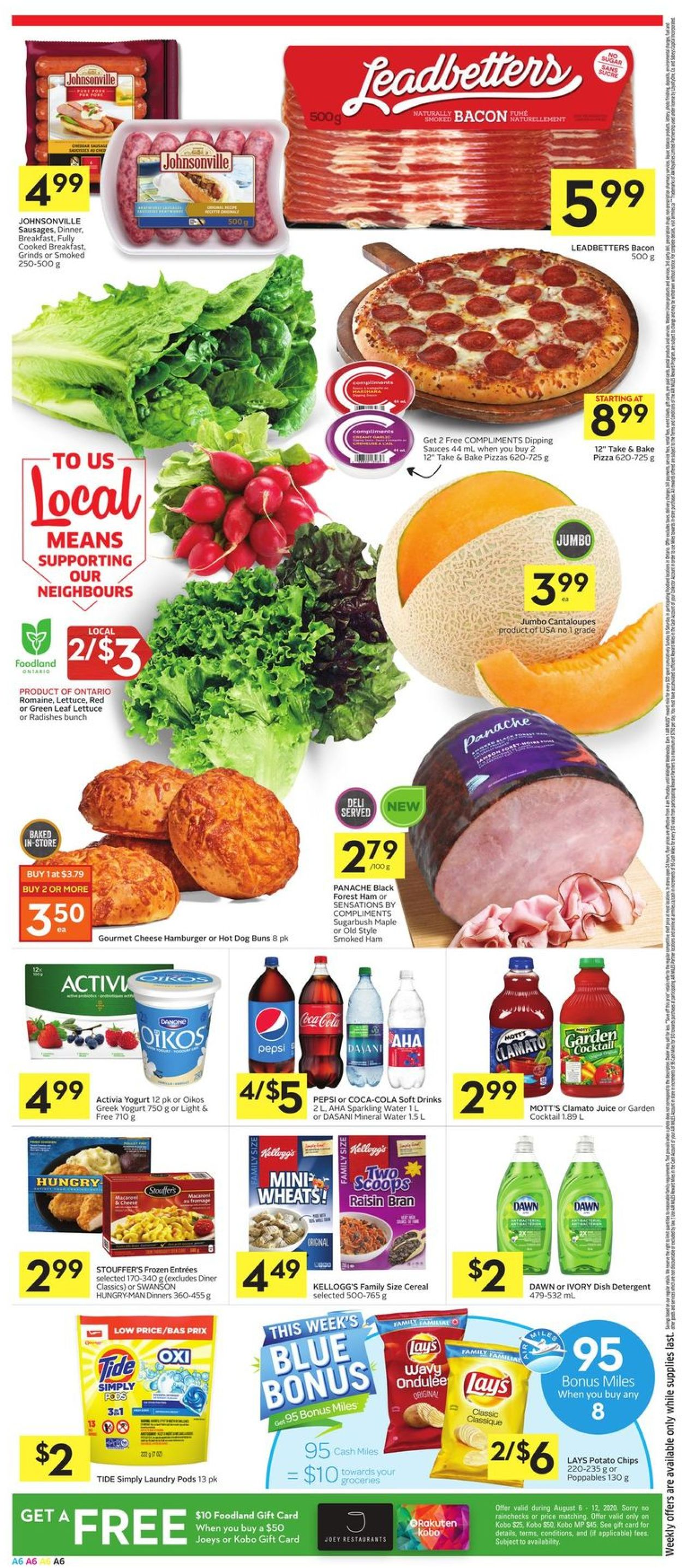 Foodland Flyer - 08/06-08/12/2020 (Page 9)
