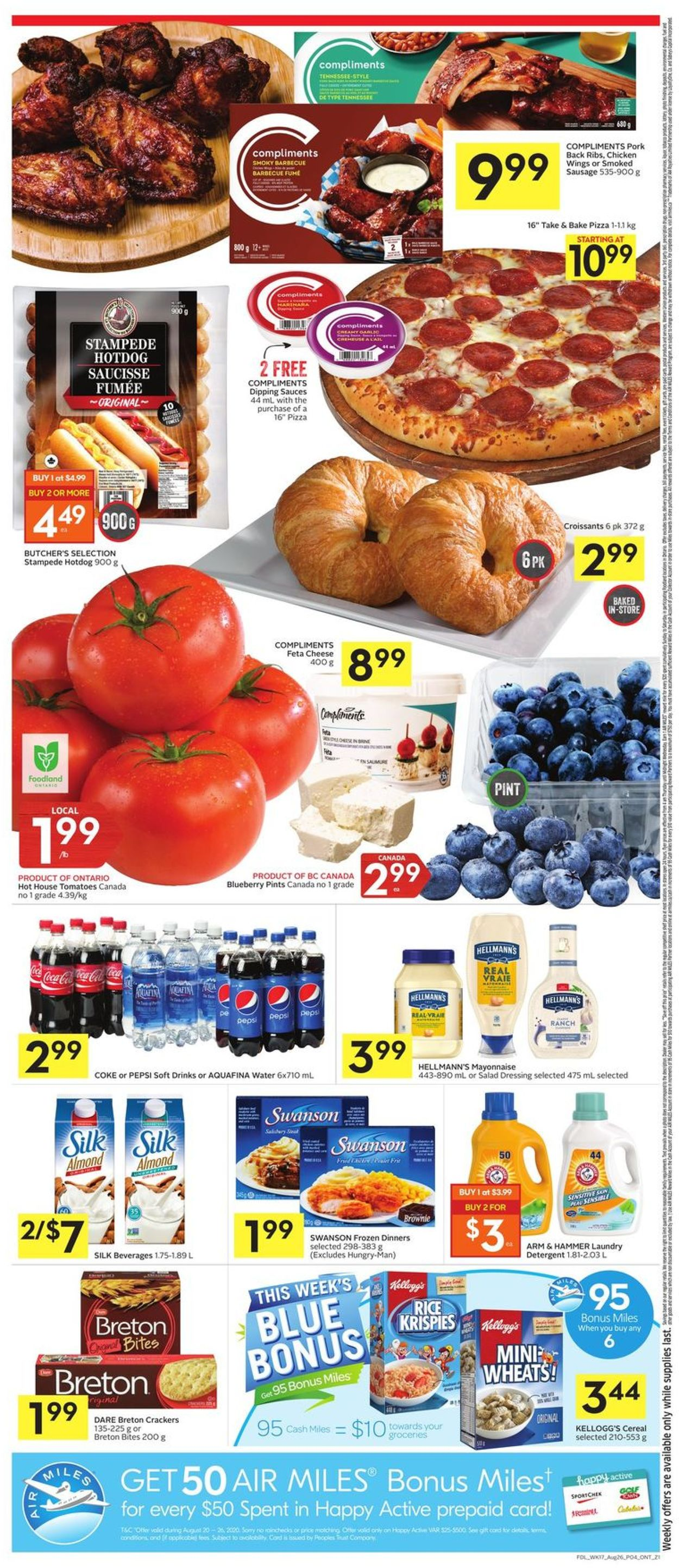 Foodland Flyer - 08/20-08/26/2020 (Page 9)