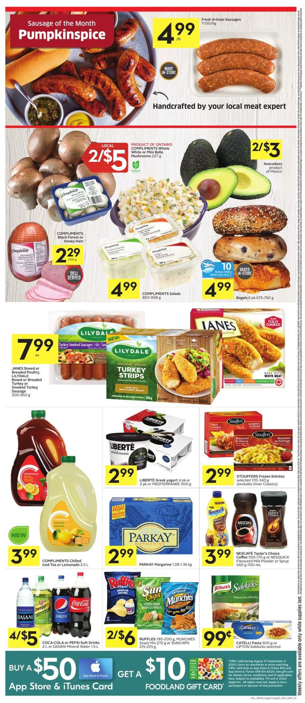 Foodland Flyer - 08/27-09/02/2020 (Page 5)