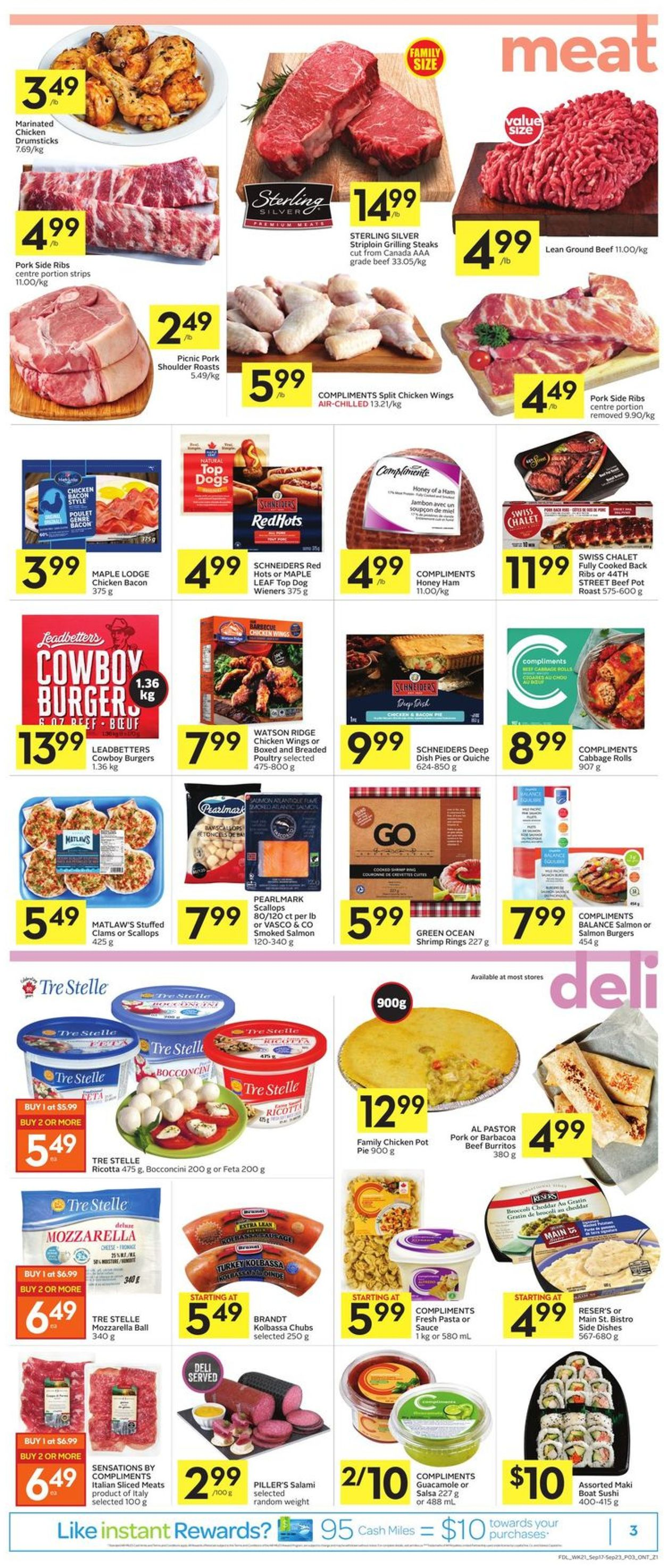 Foodland Flyer - 09/17-09/23/2020 (Page 5)