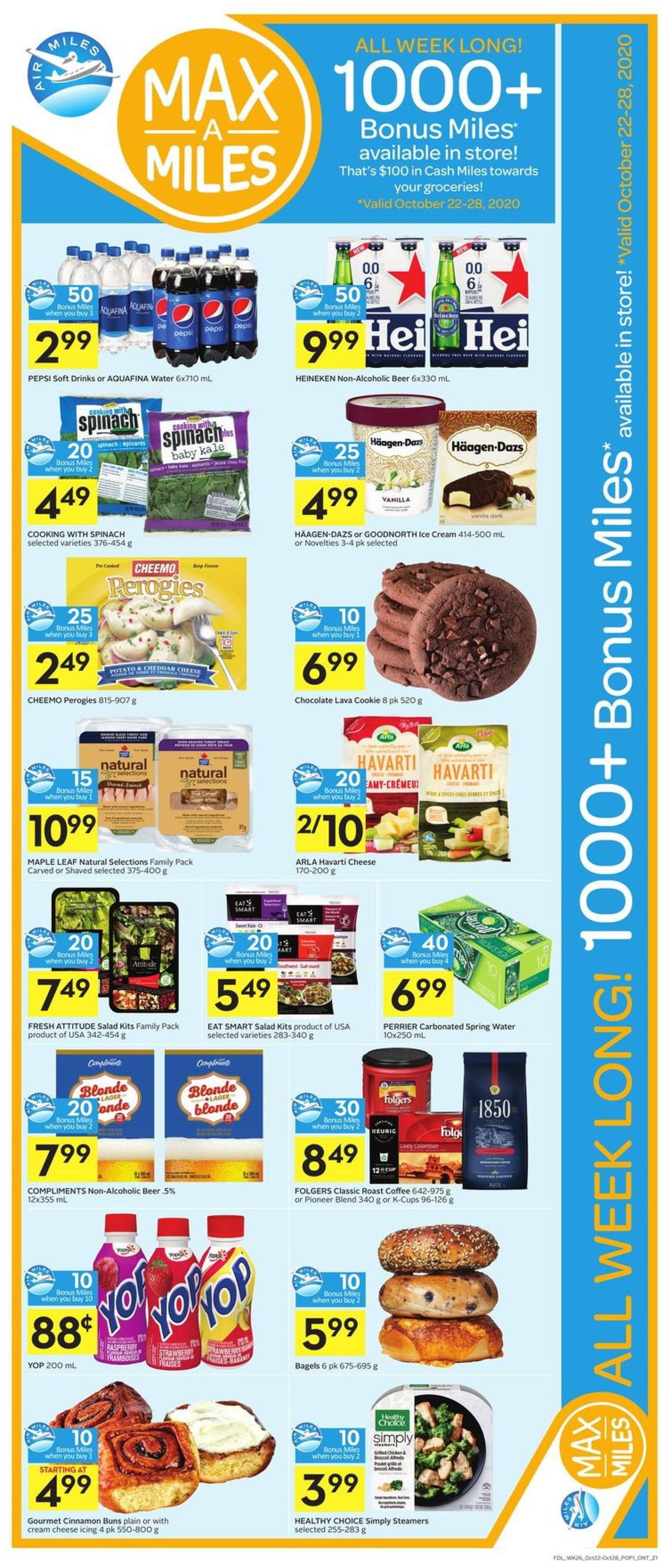 Foodland Flyer - 10/22-10/28/2020 (Page 2)