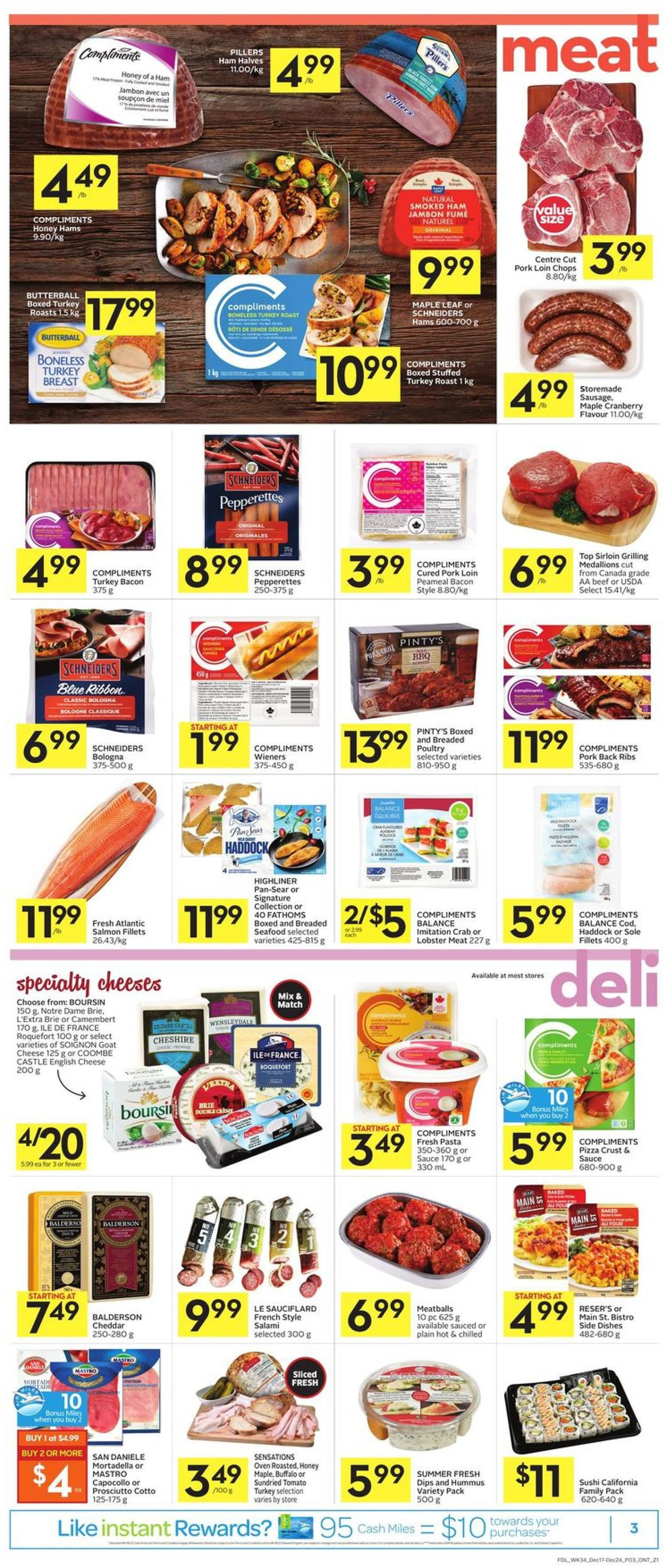 Foodland - Holiday 2020 Flyer - 12/17-12/24/2020 (Page 6)